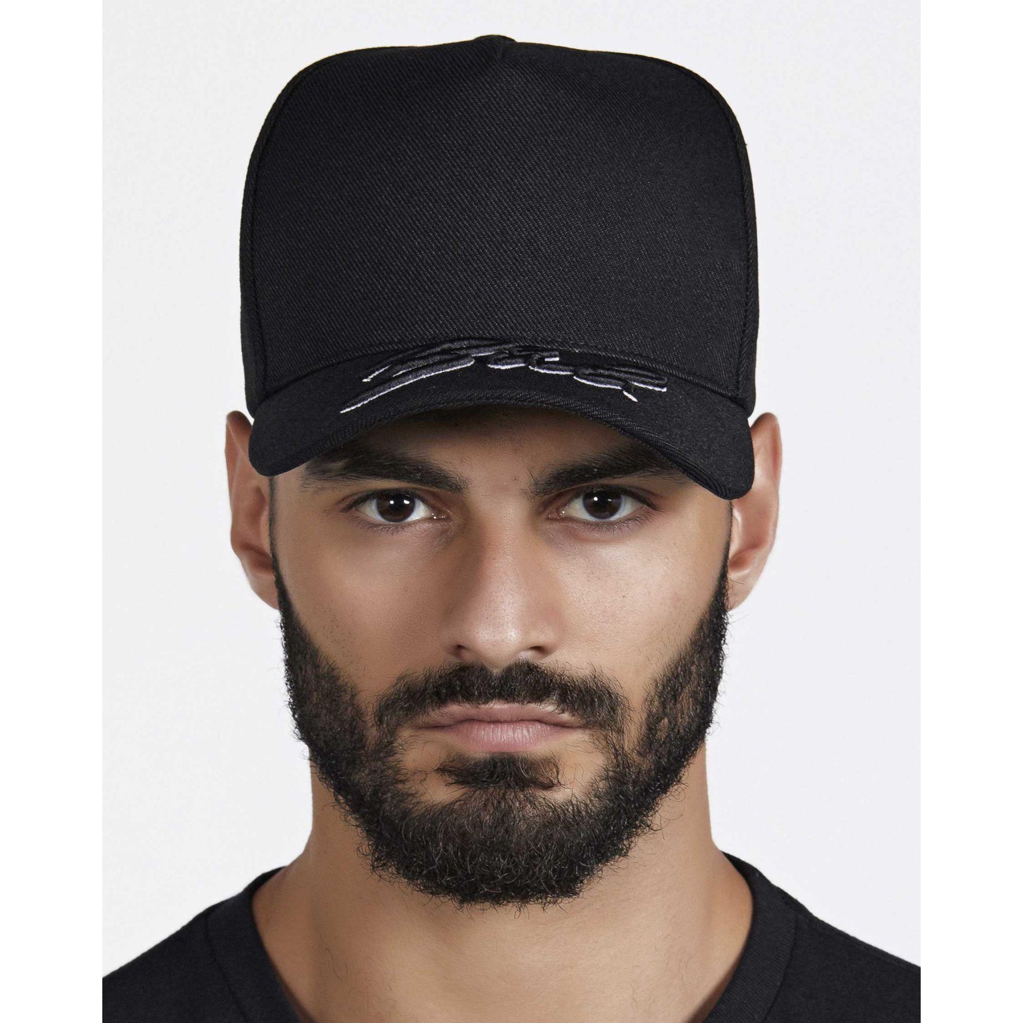 Boné Buh Aba Snapback Black
