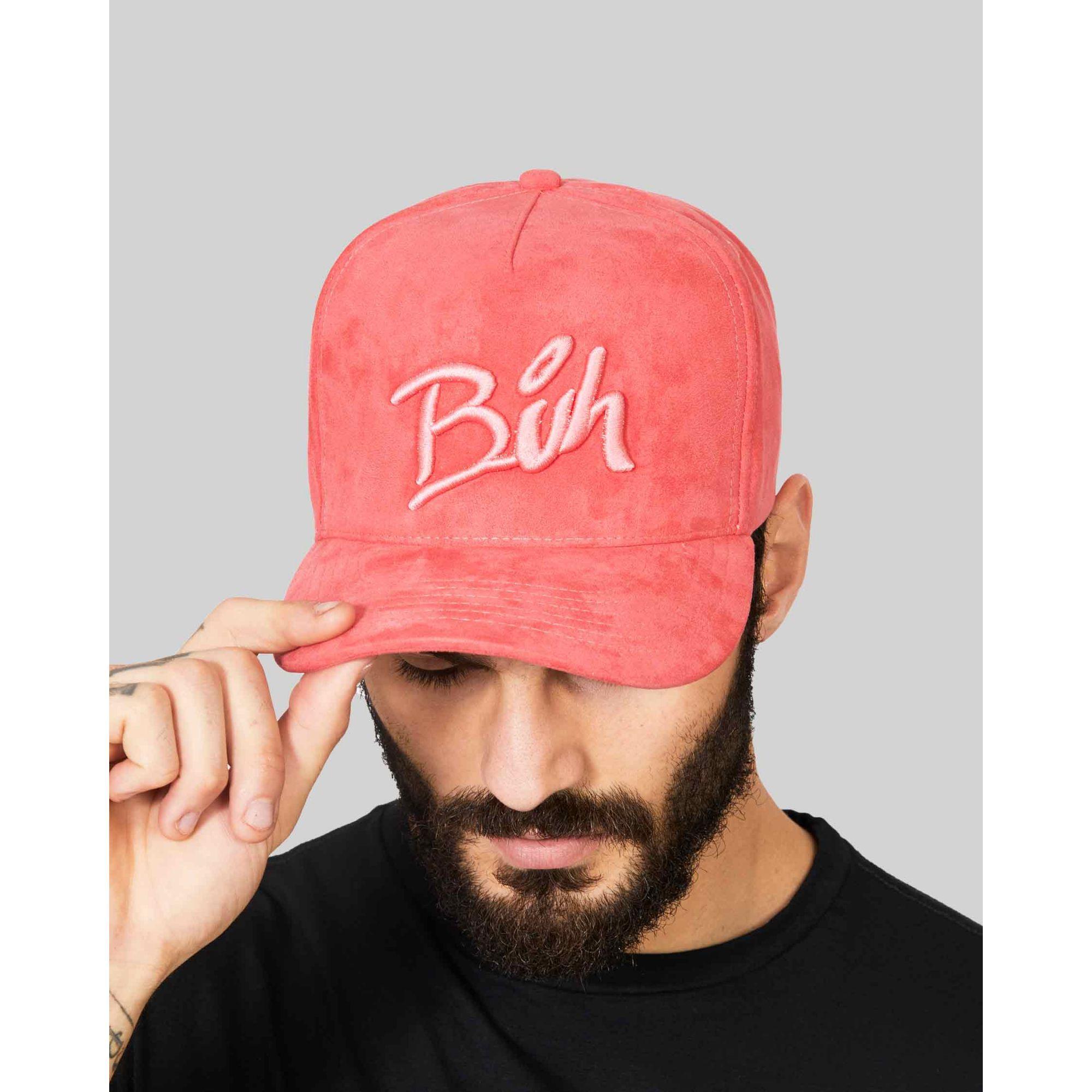 Boné Buh Art Pink