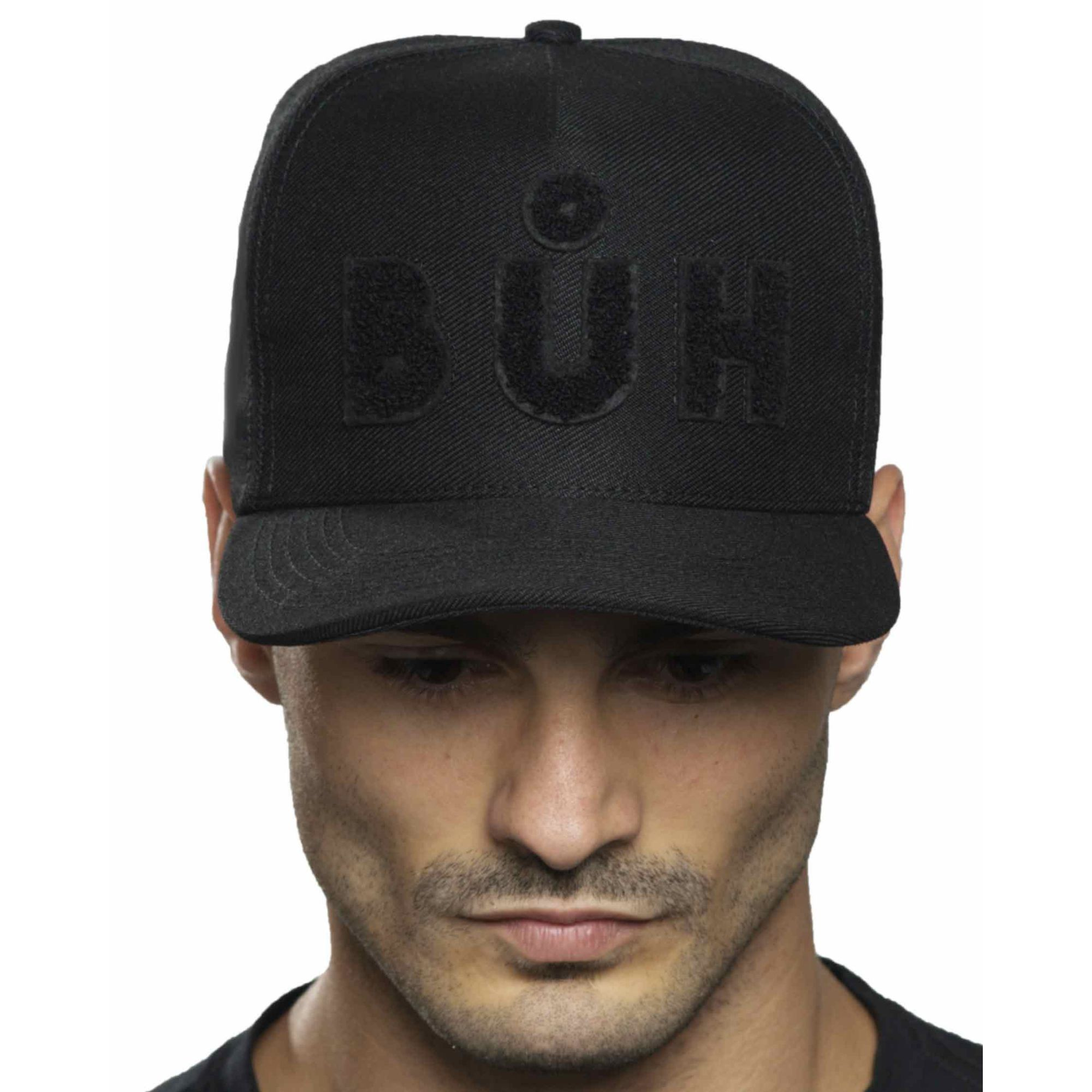Boné Buh Chenile Black
