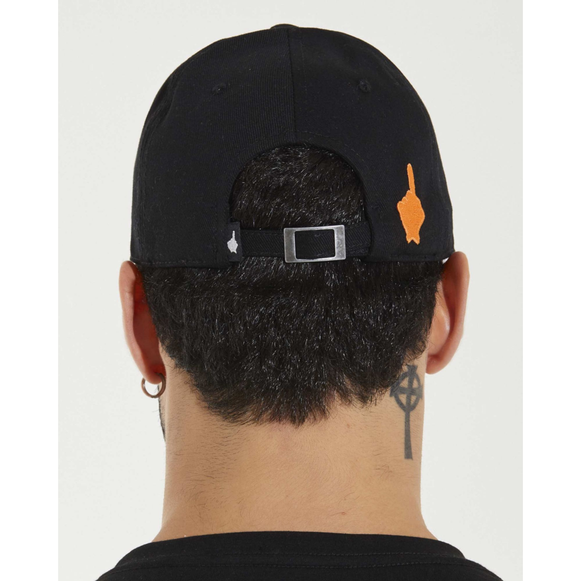 Boné Buh Dad Hat Amado Black