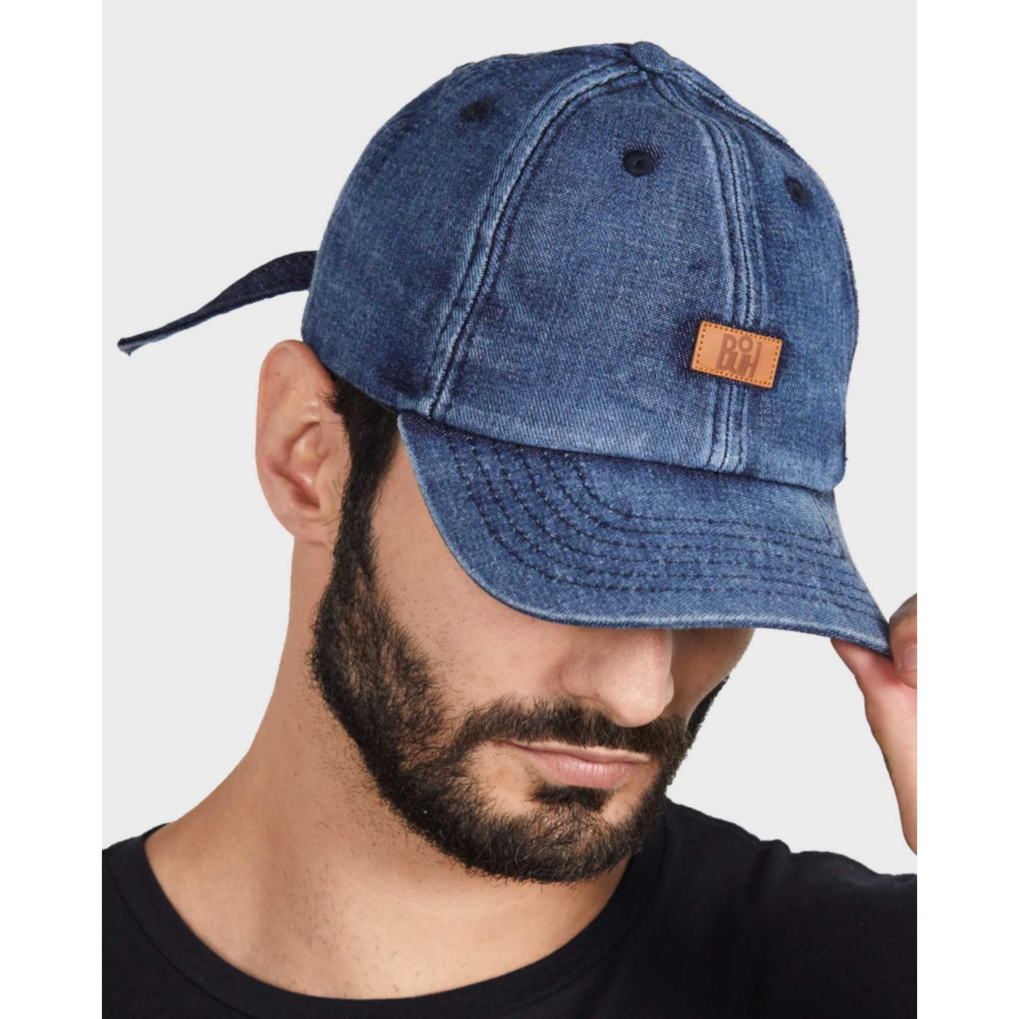Boné Buh Dad Hat Jeans