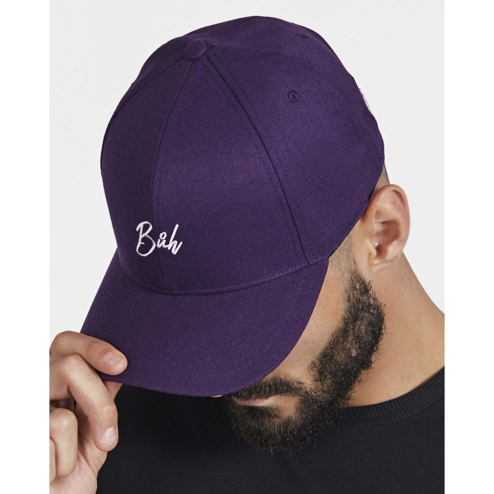 Boné Buh Dad Hat Purple