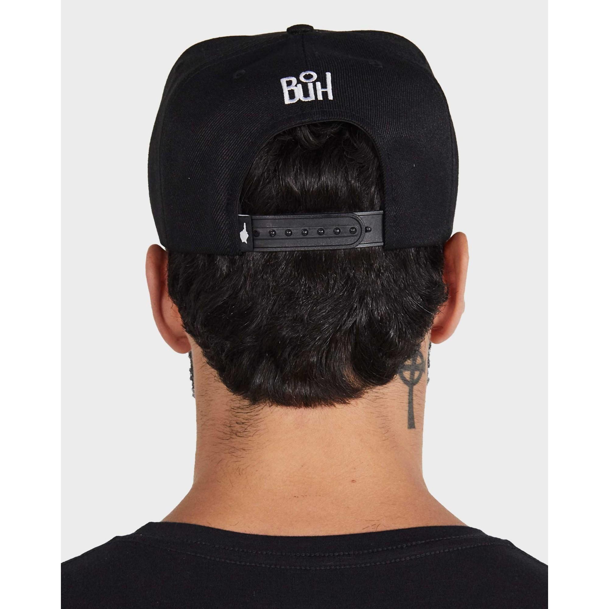 Boné Buh Grade Black
