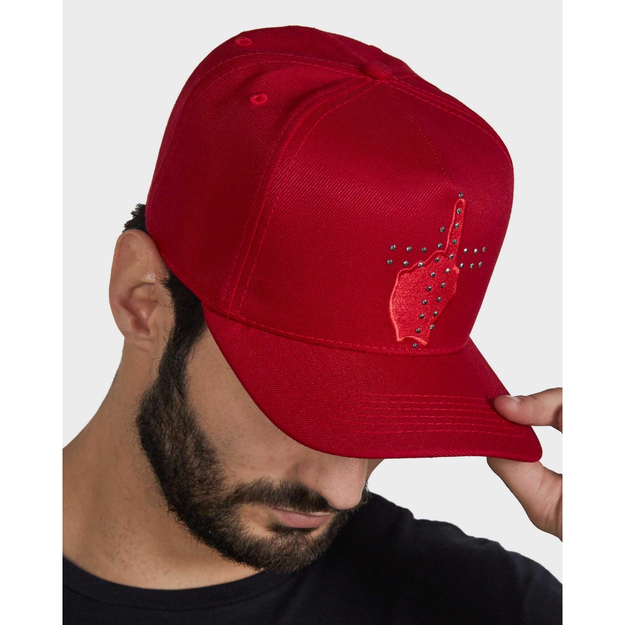 Boné Buh HotFlix Cruz Red