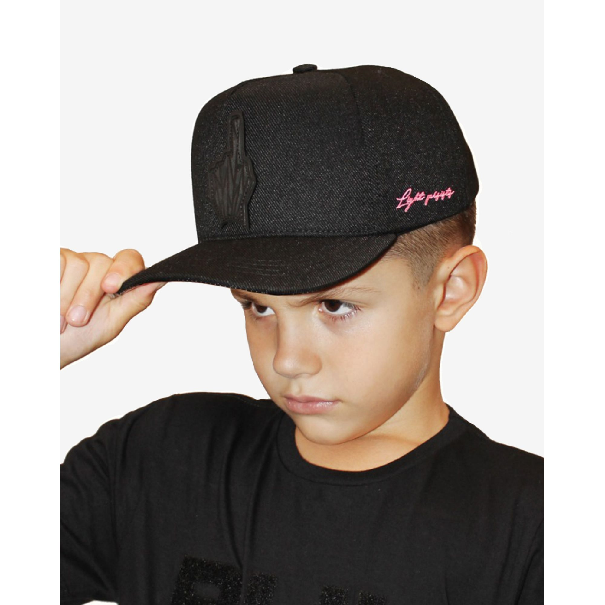 Boné Buh Kids Diamond Black