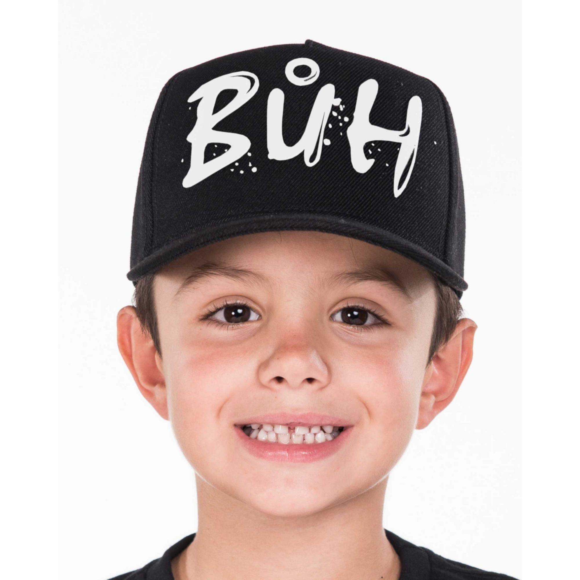 Boné Buh Kids Water Black