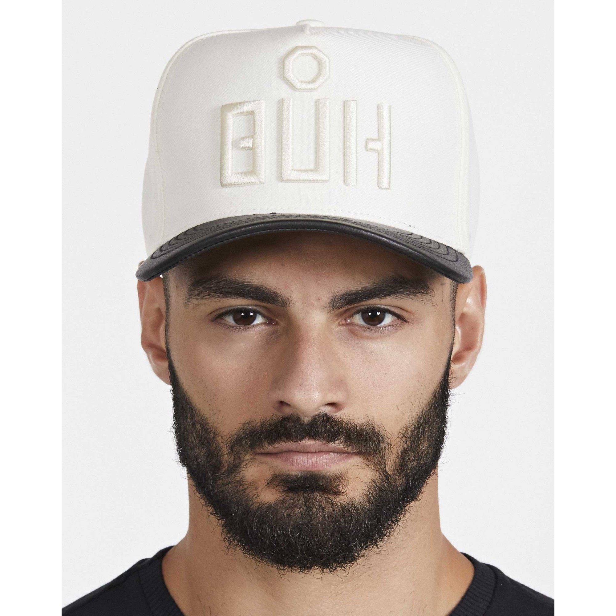 Boné Buh Logo Gomos White