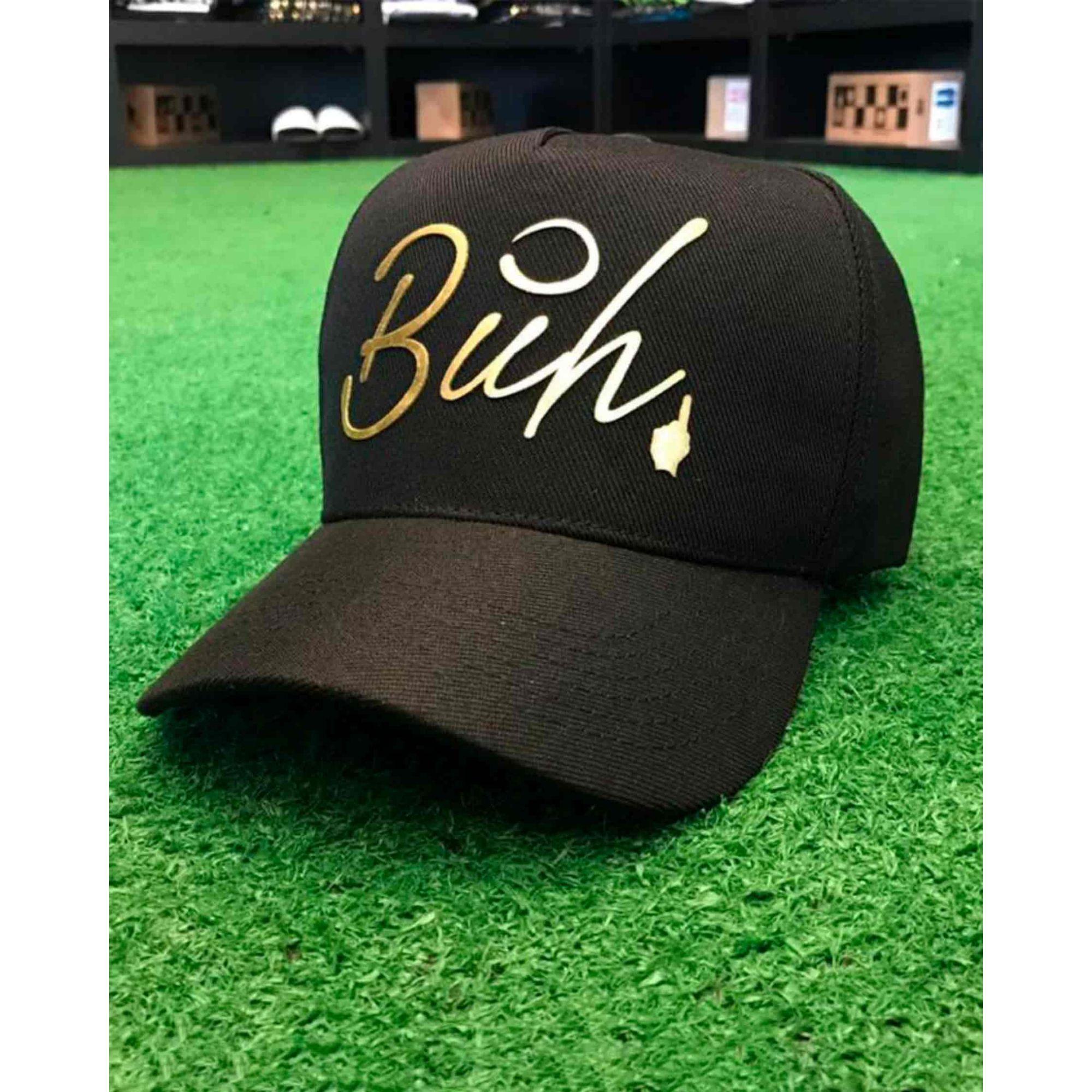 Boné Buh Micro Esferas Black