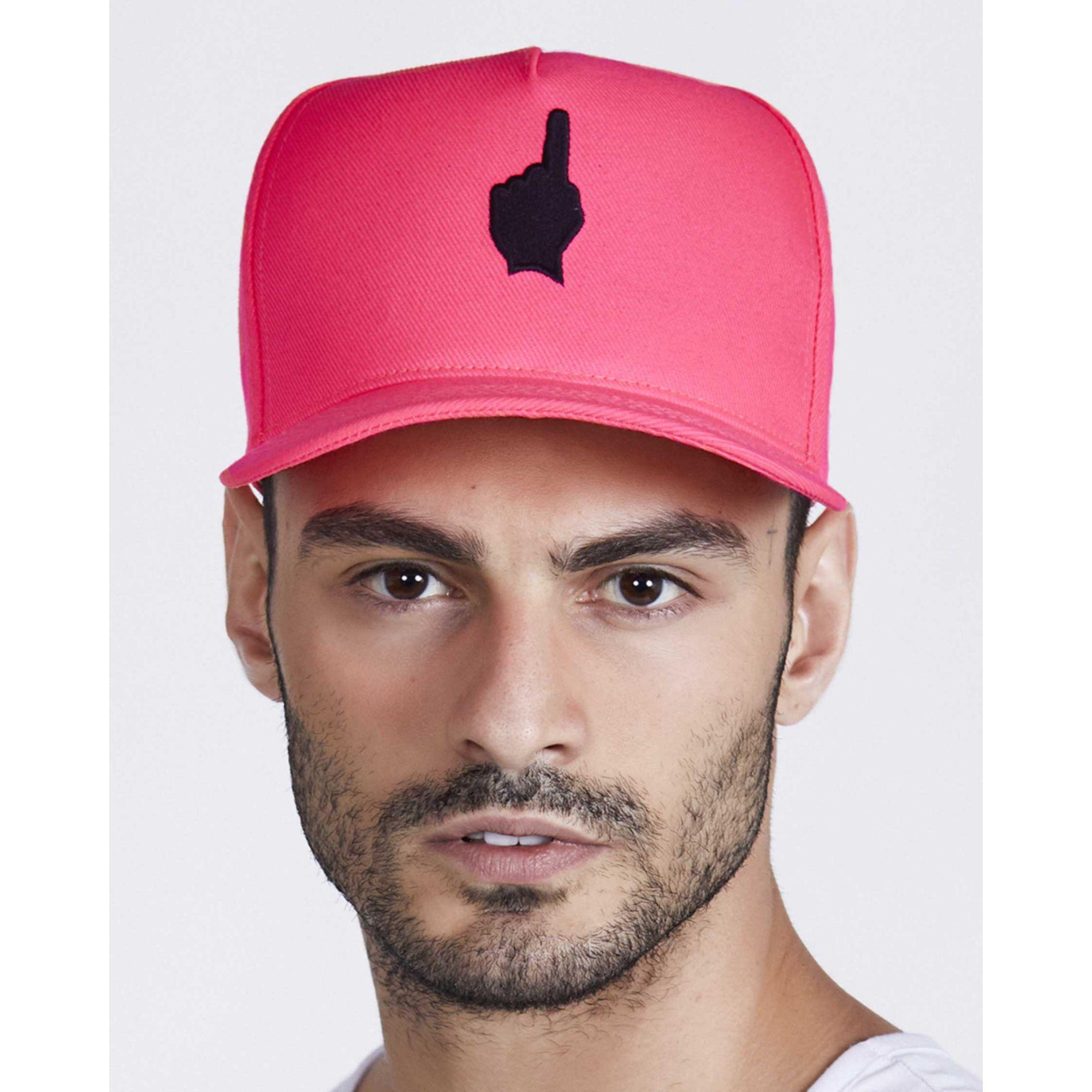 Boné Buh Neon Pink