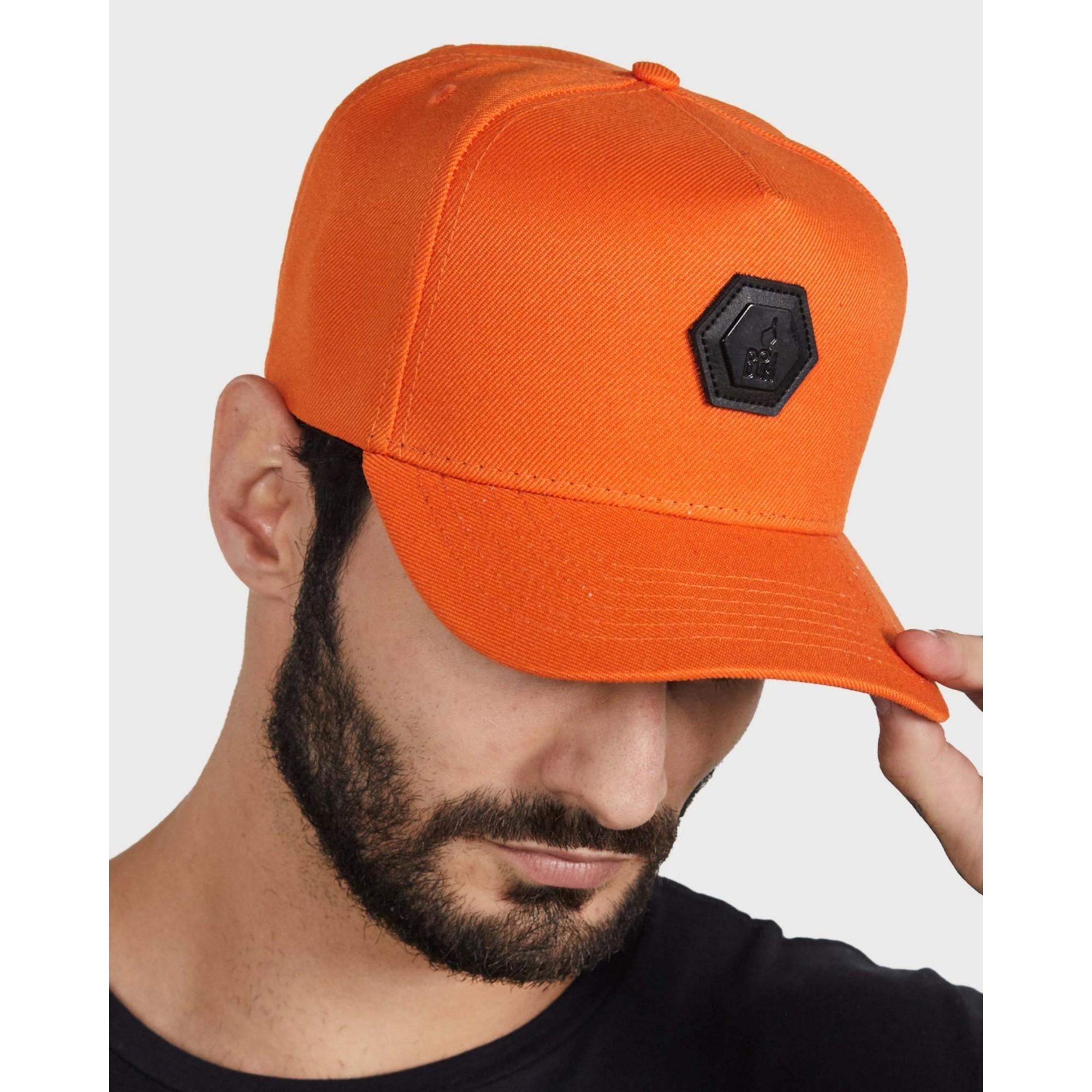 Boné Buh Placa Orange