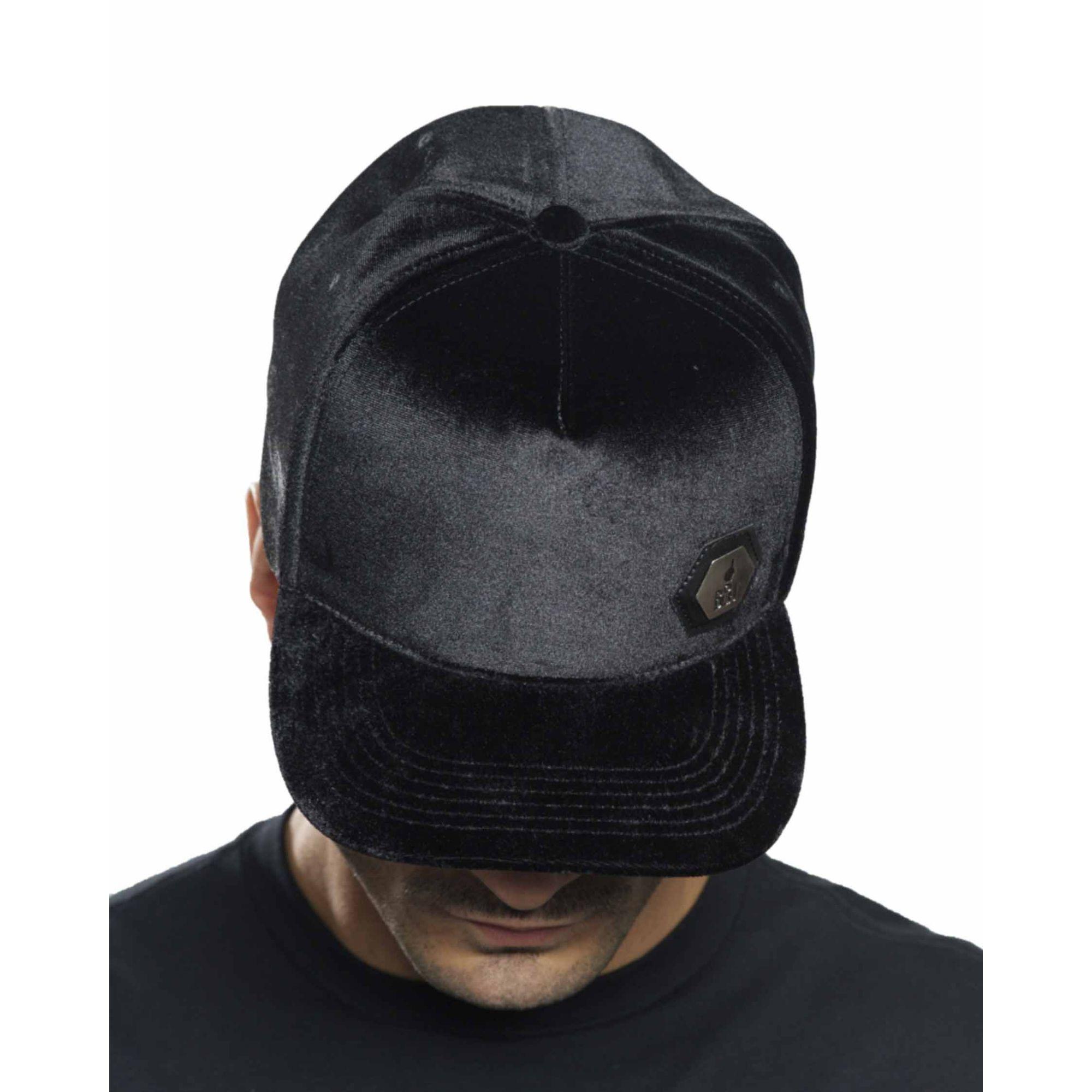 Boné Buh Plush Black