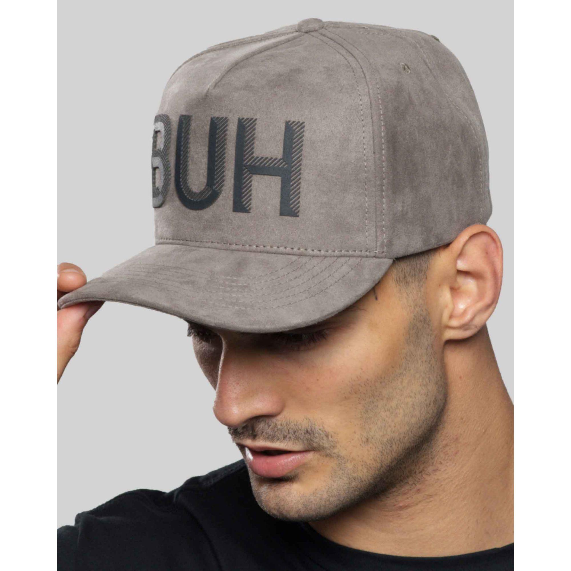 Boné Buh Relevo Grey