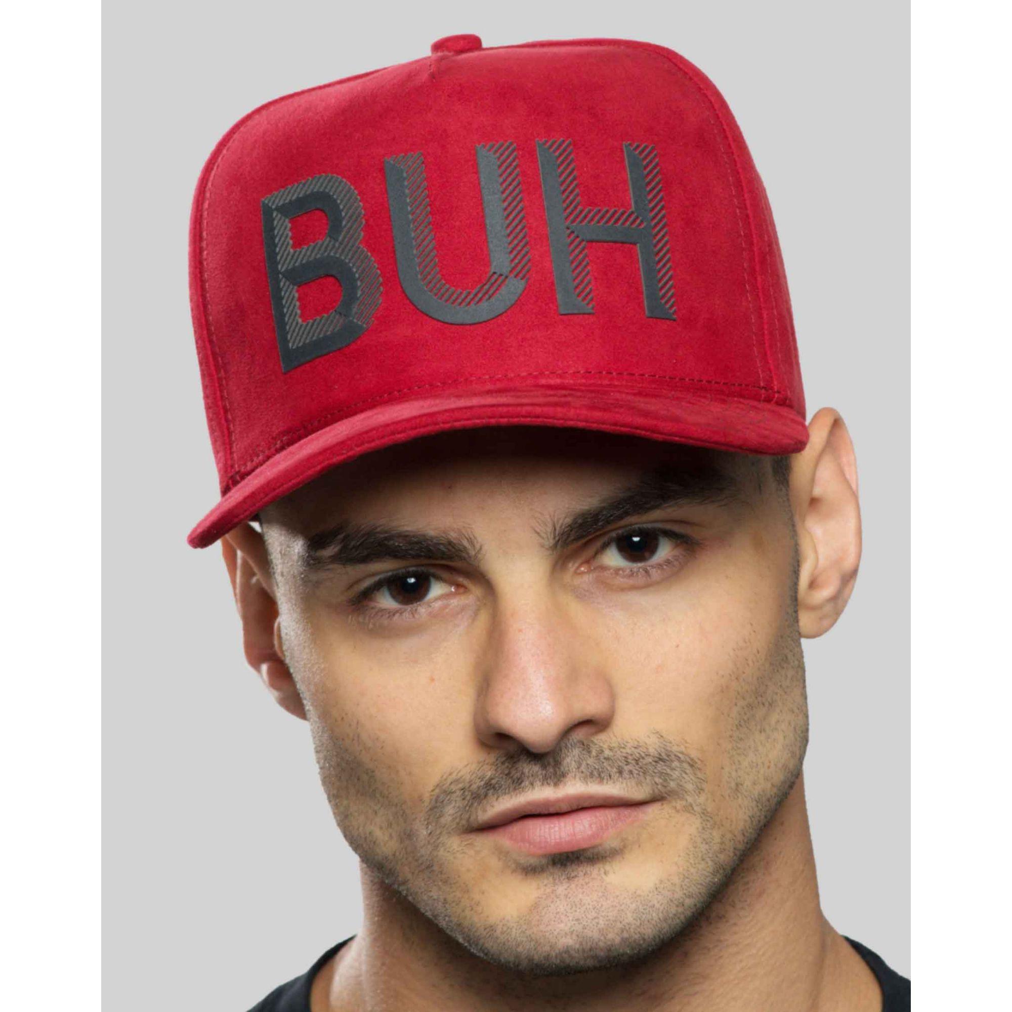 Boné Buh Relevo Red