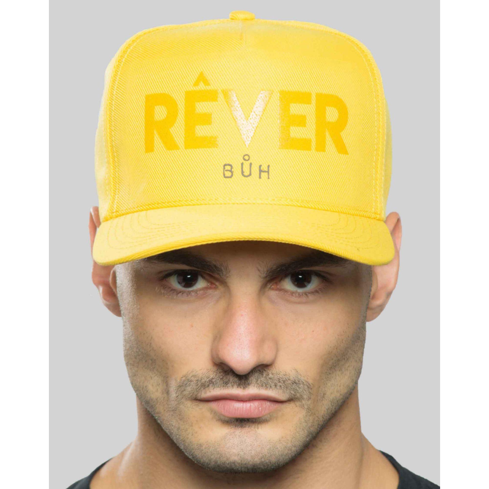 Boné Buh Rêver Yellow