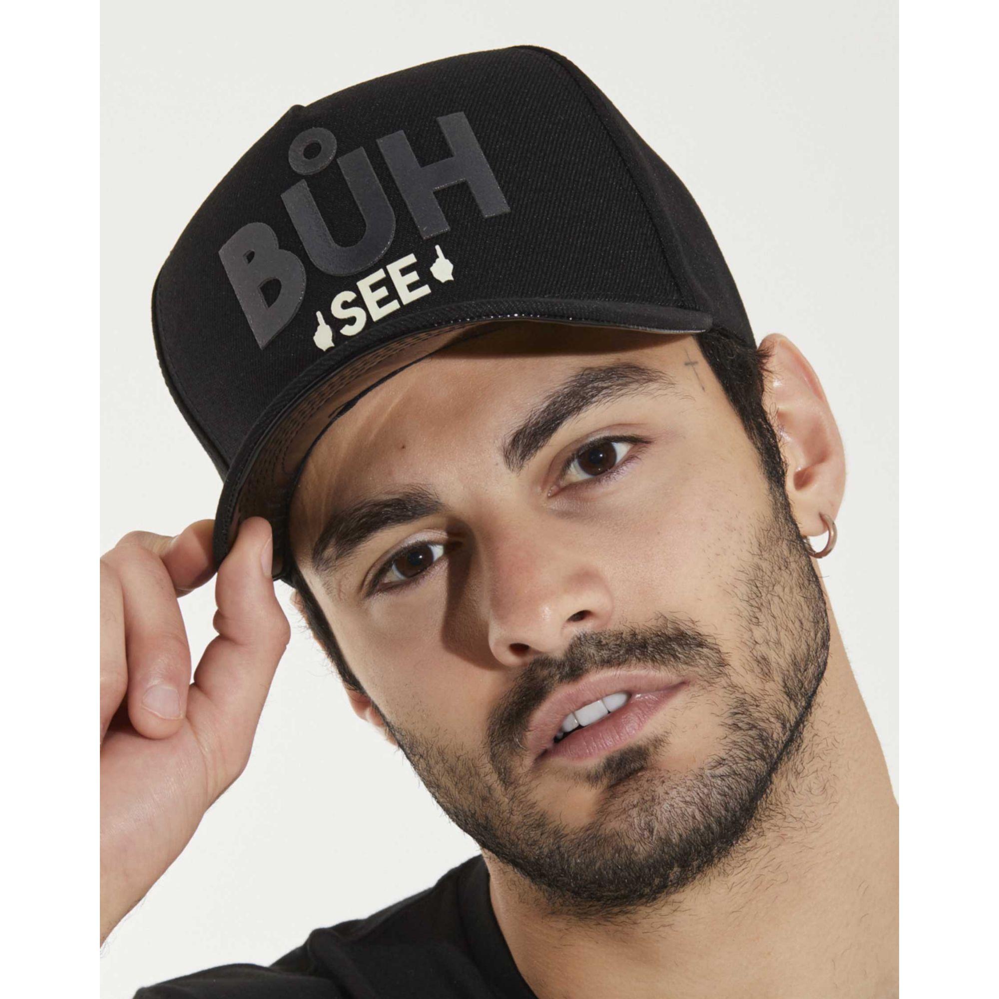 Boné Buh See All Black