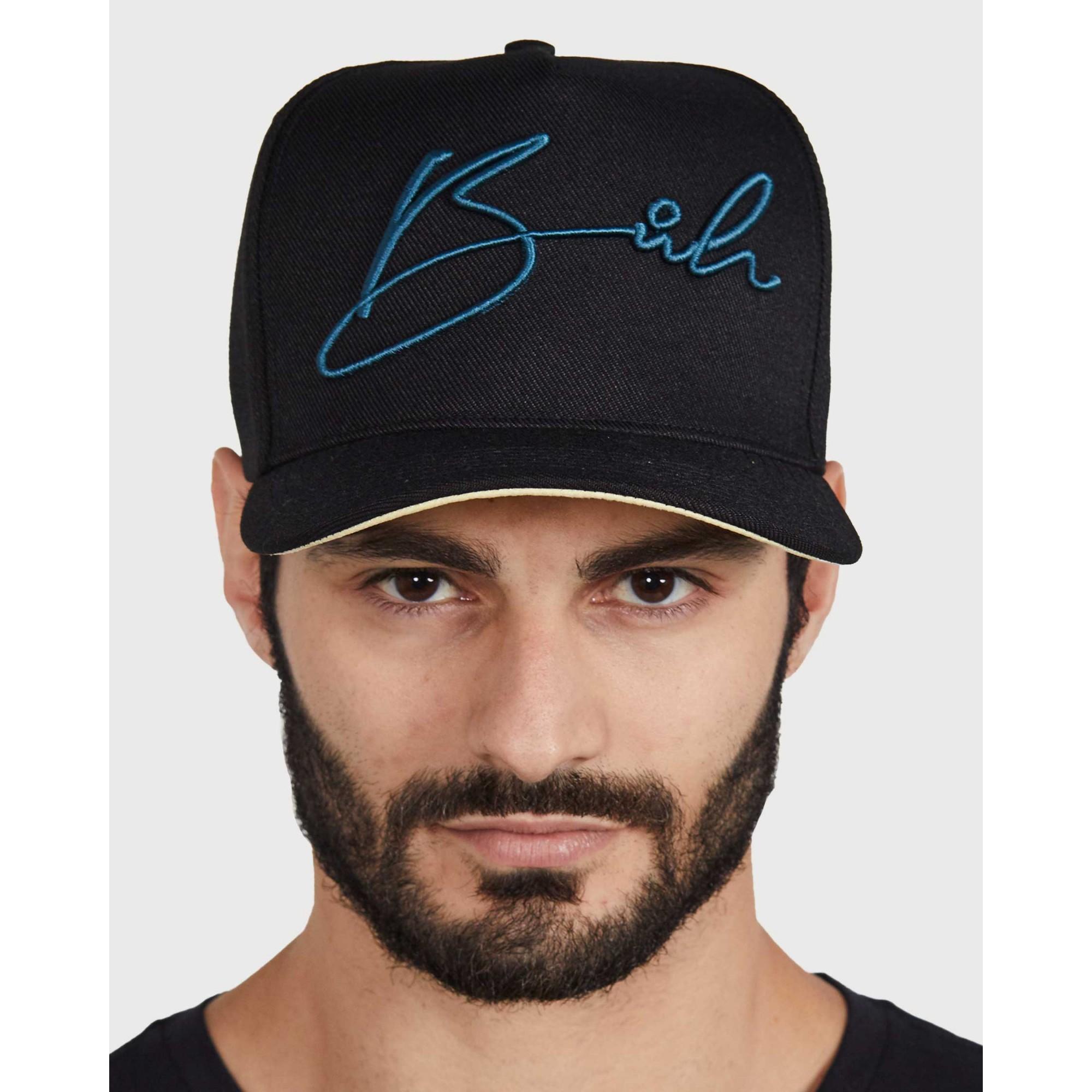 Boné Buh Simple Black