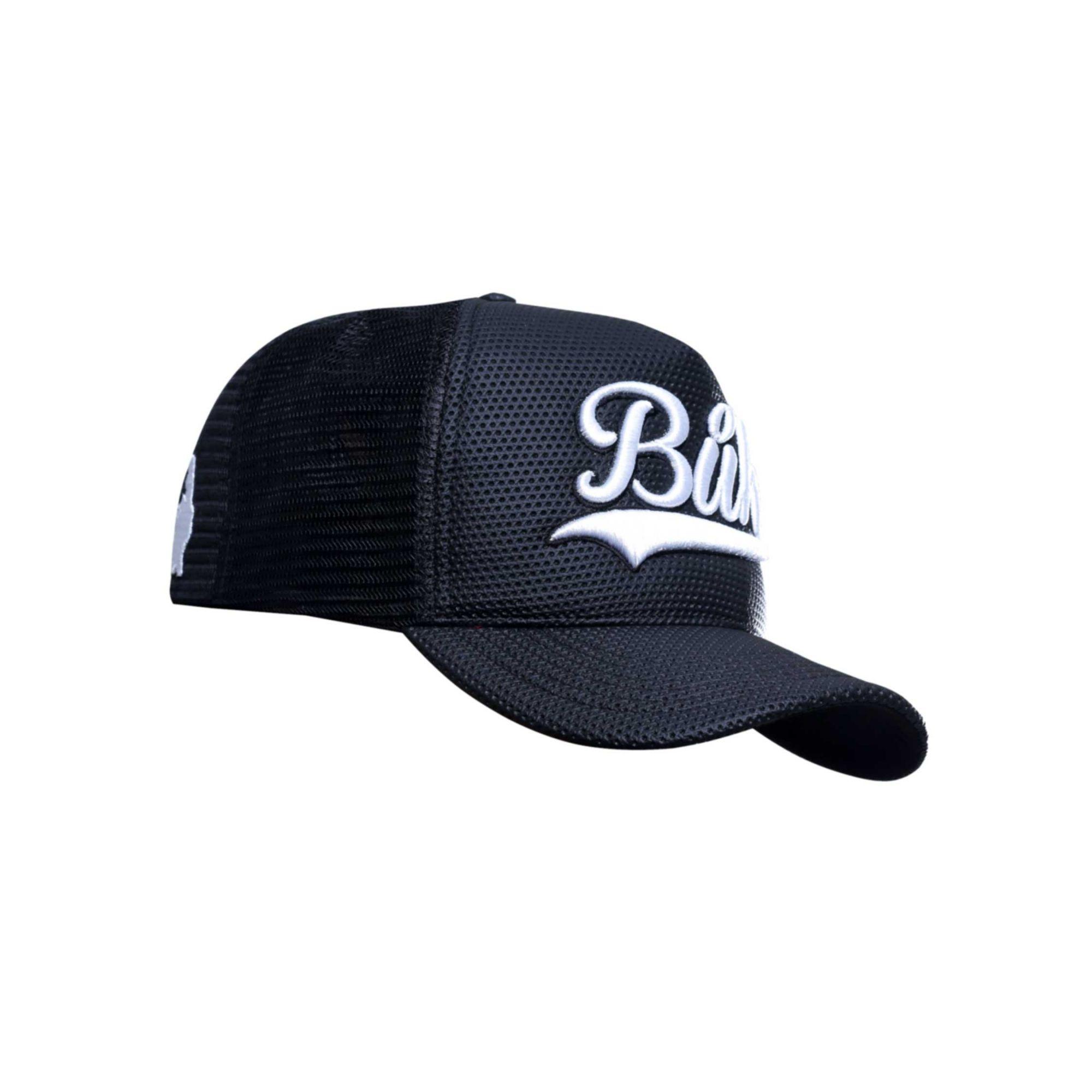 Boné Buh TBT Trucker Black