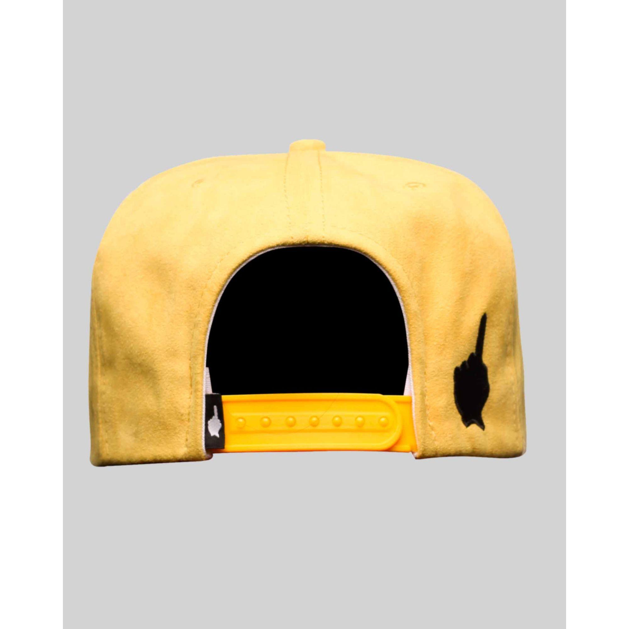 Boné Buh Yellow