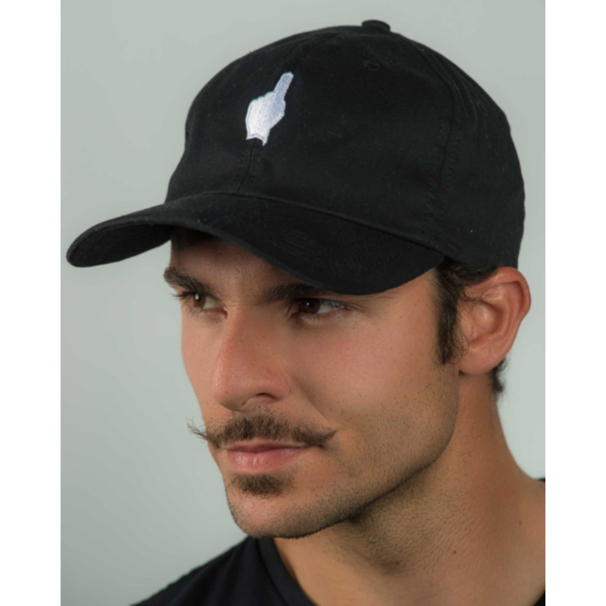 Boné Dad Hat Buh Black