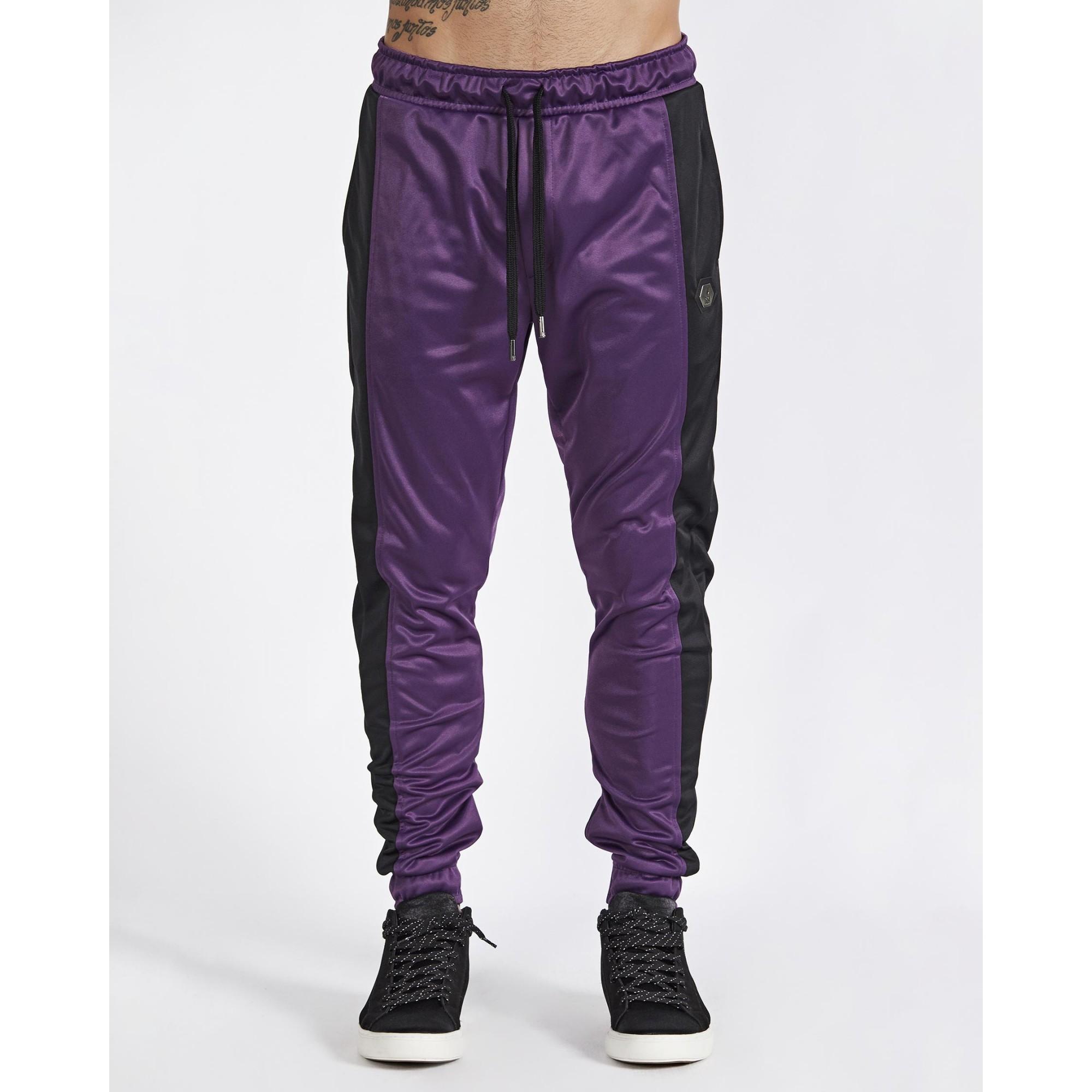 Calça Buh Helanca Purple