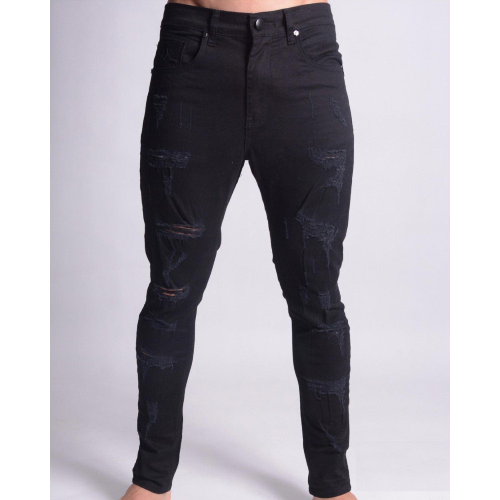 Calça Buh Jeans Black