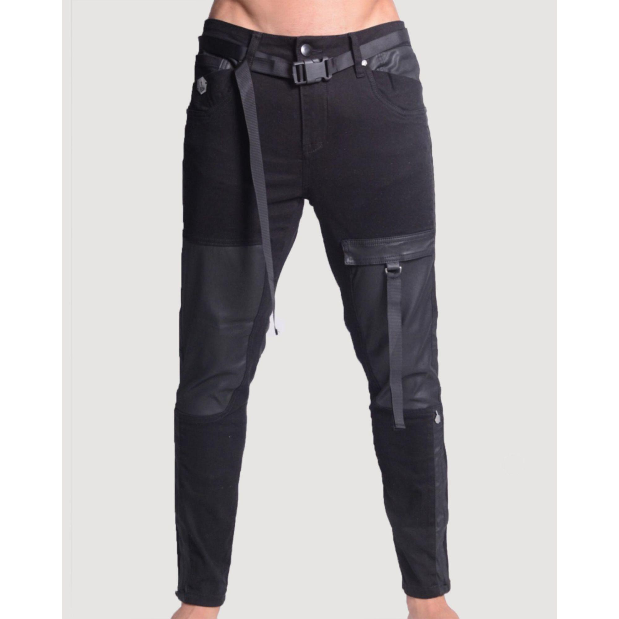 Calça Buh Jeans Bolsos Black