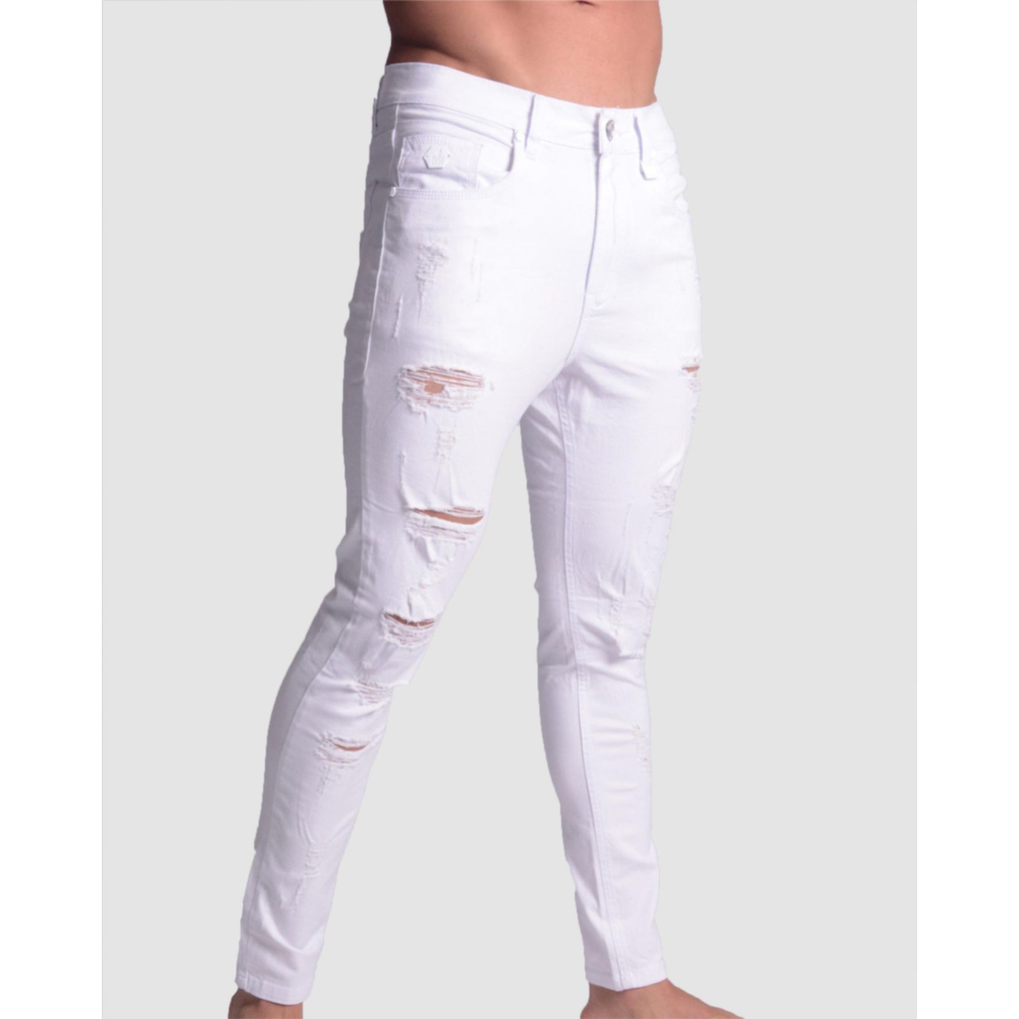Calça Buh Jeans White