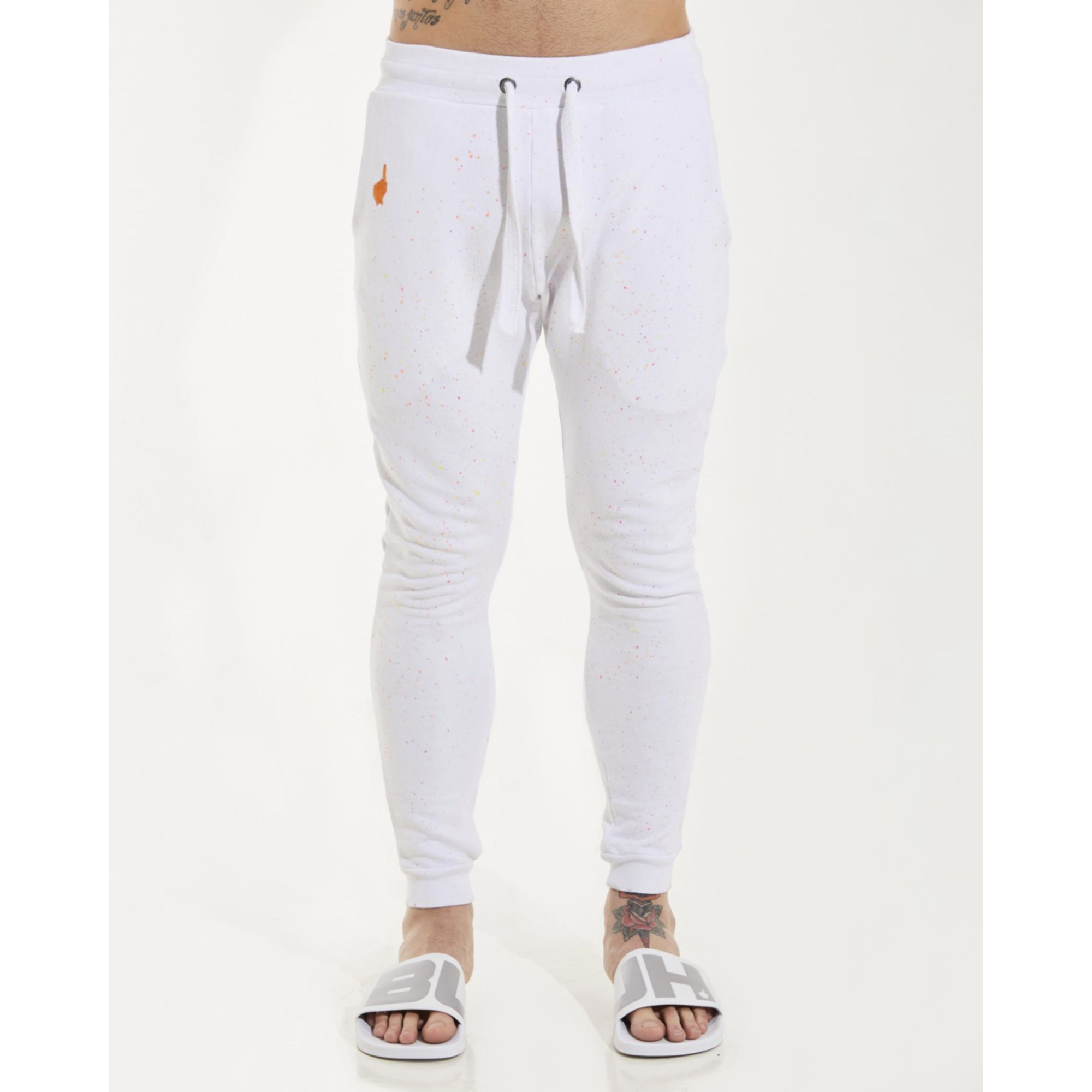 Calça Buh Splash Neon White