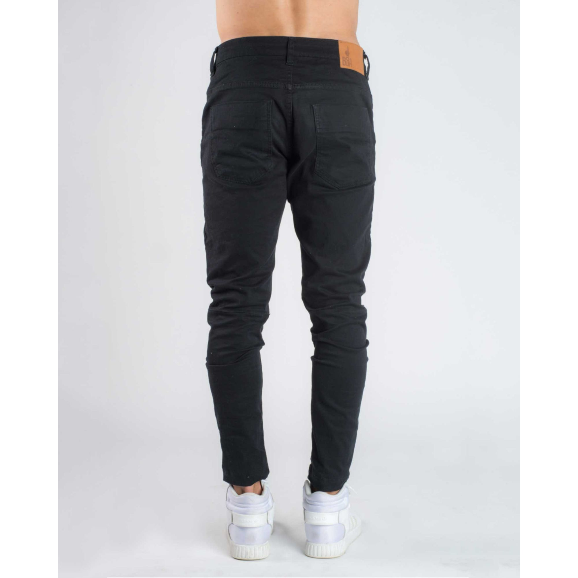 Calça Jeans Splash Black