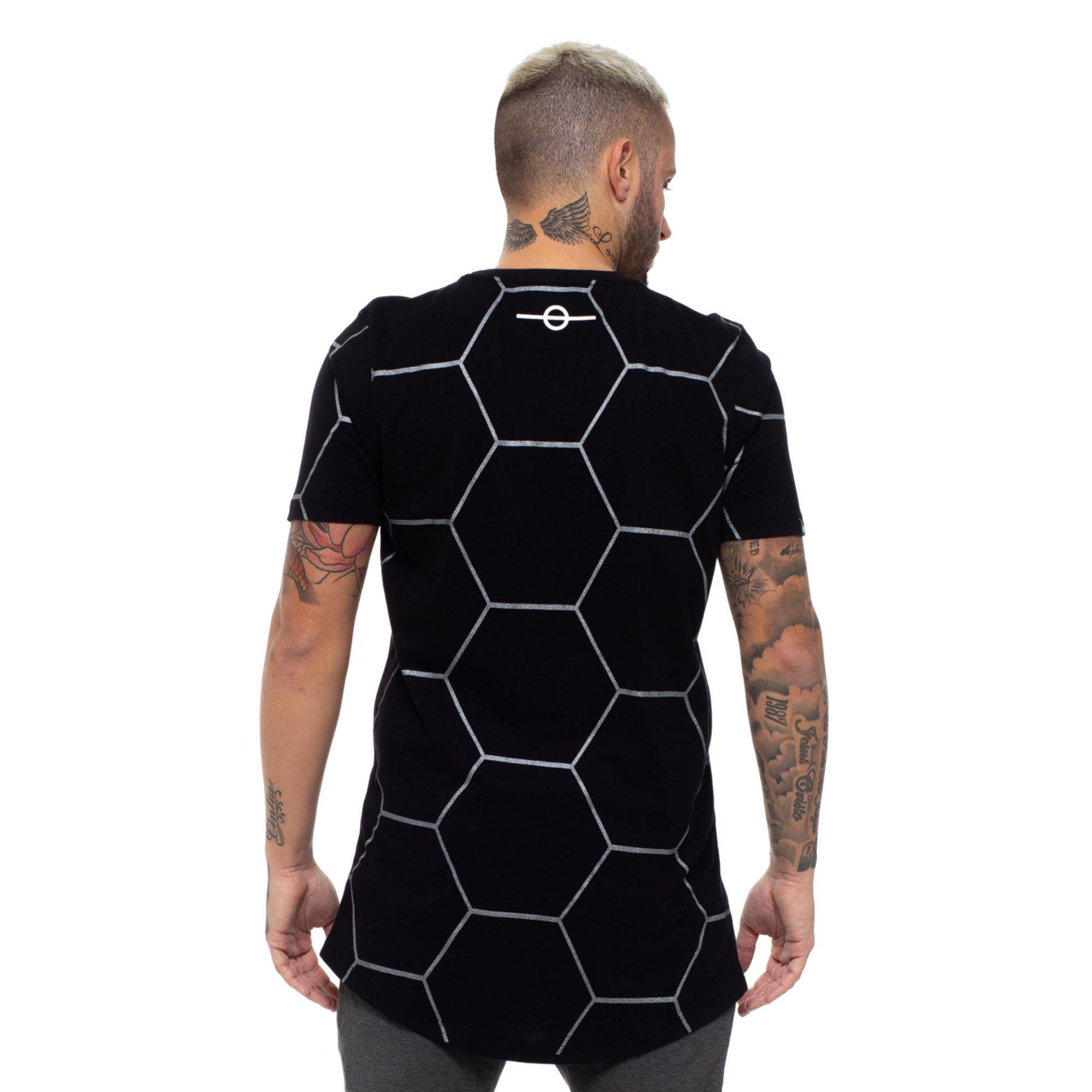Camiseta Buh 10 Gomos Black