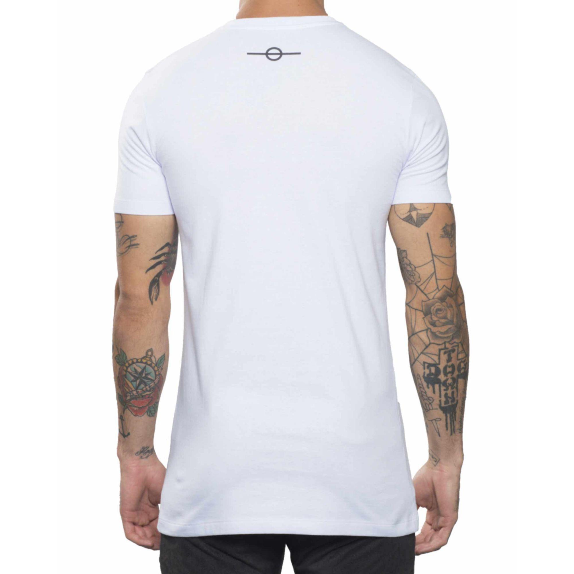 Camiseta Buh 3D White
