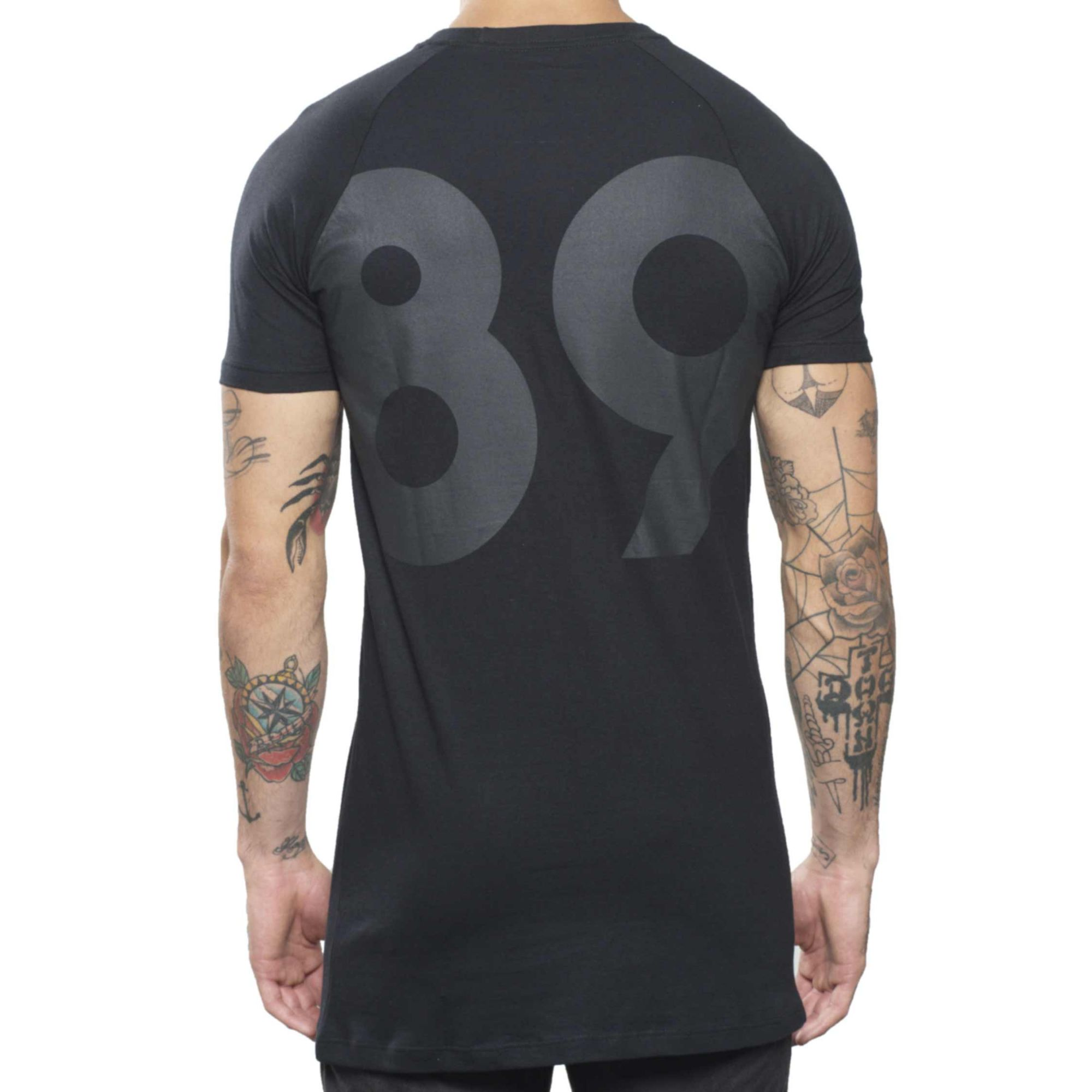 Camiseta Buh 89 Black