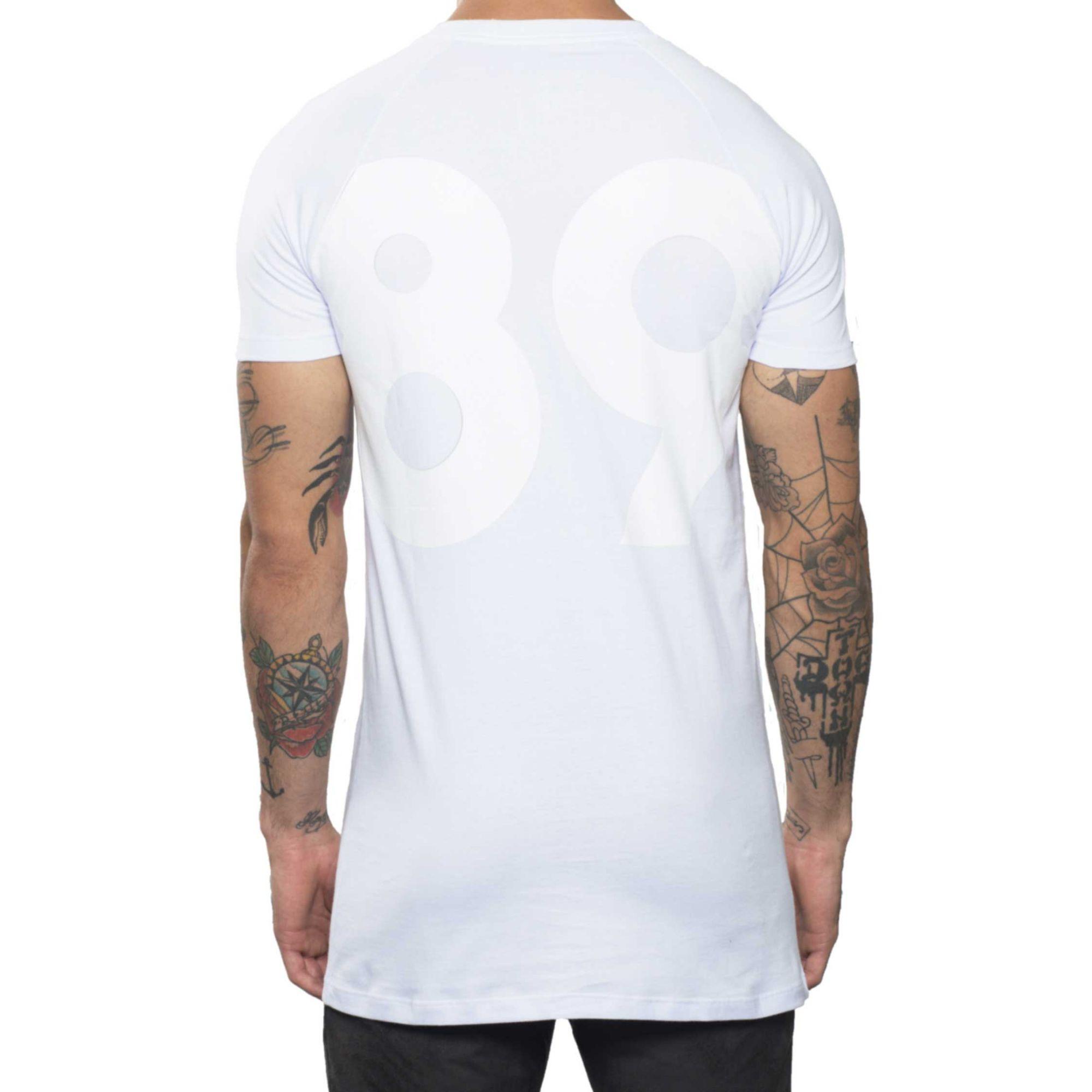 Camiseta Buh 89 White