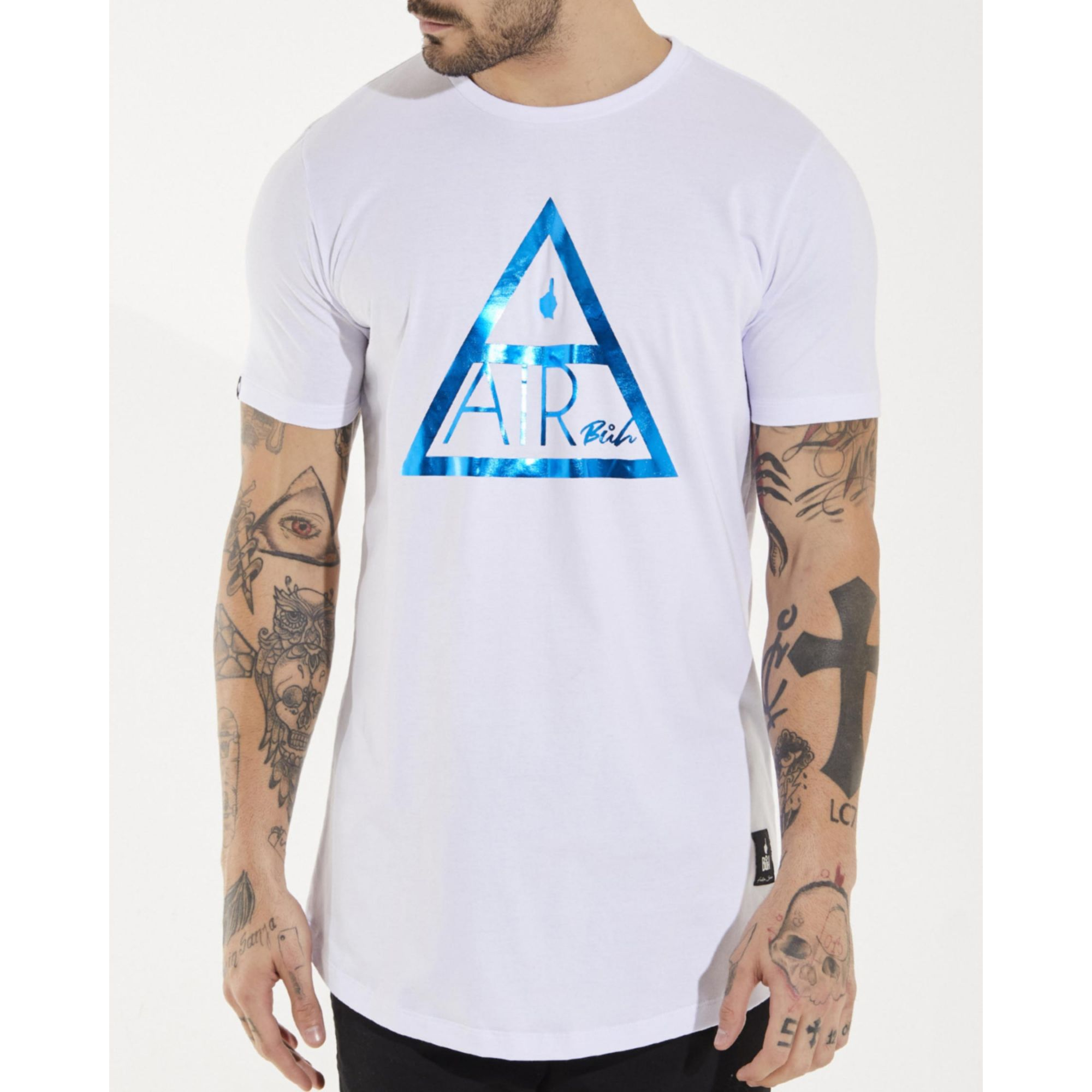 Camiseta Buh Air Basic White