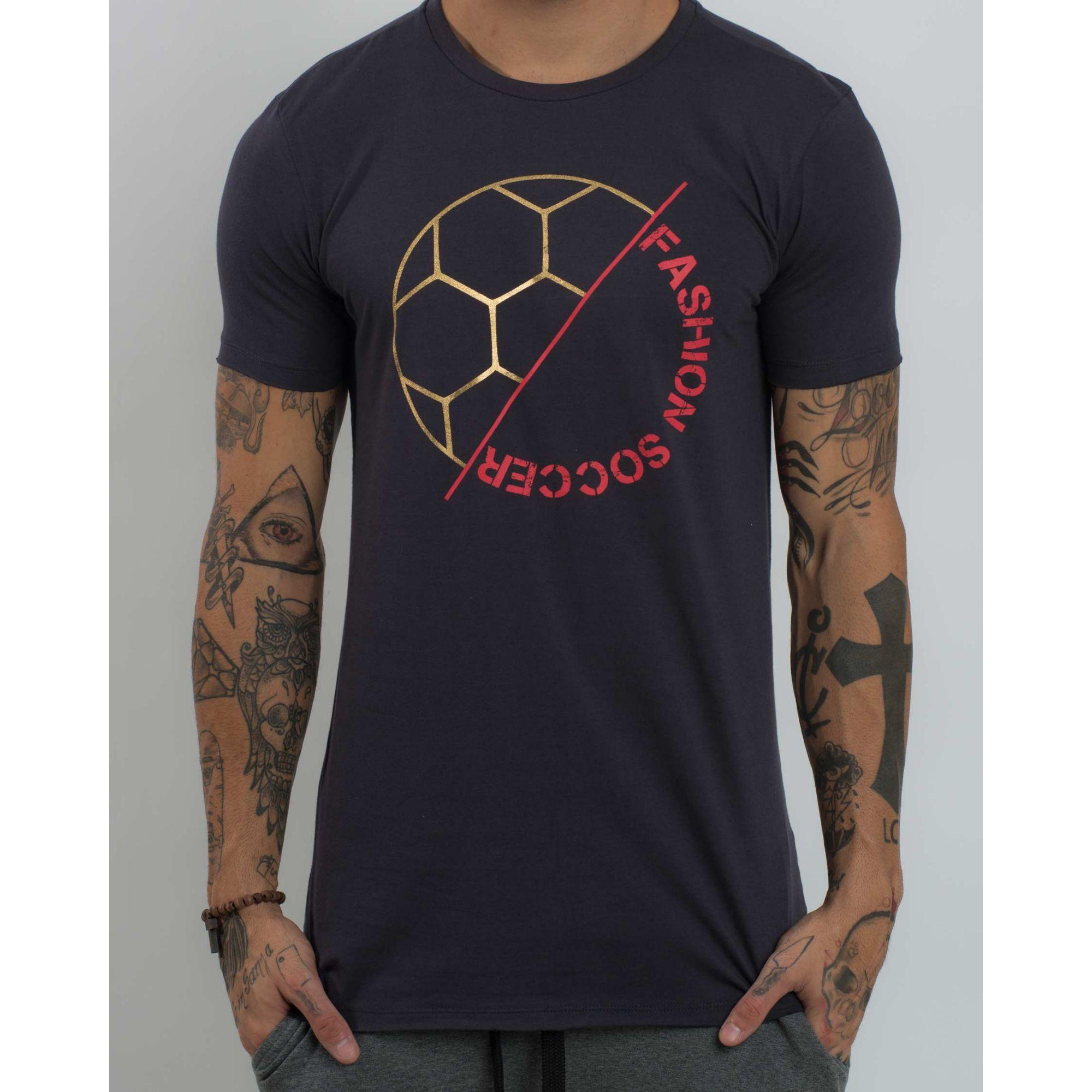 Camiseta Buh Ball Foil Blue