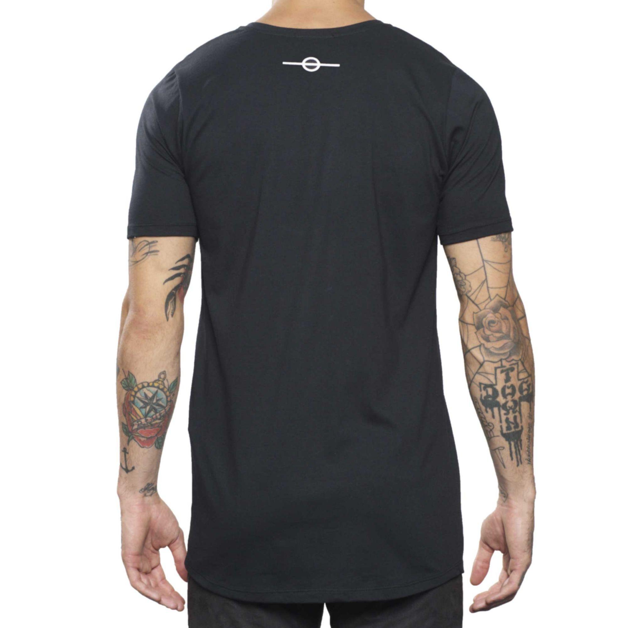 Camiseta Buh Basic Champion Black