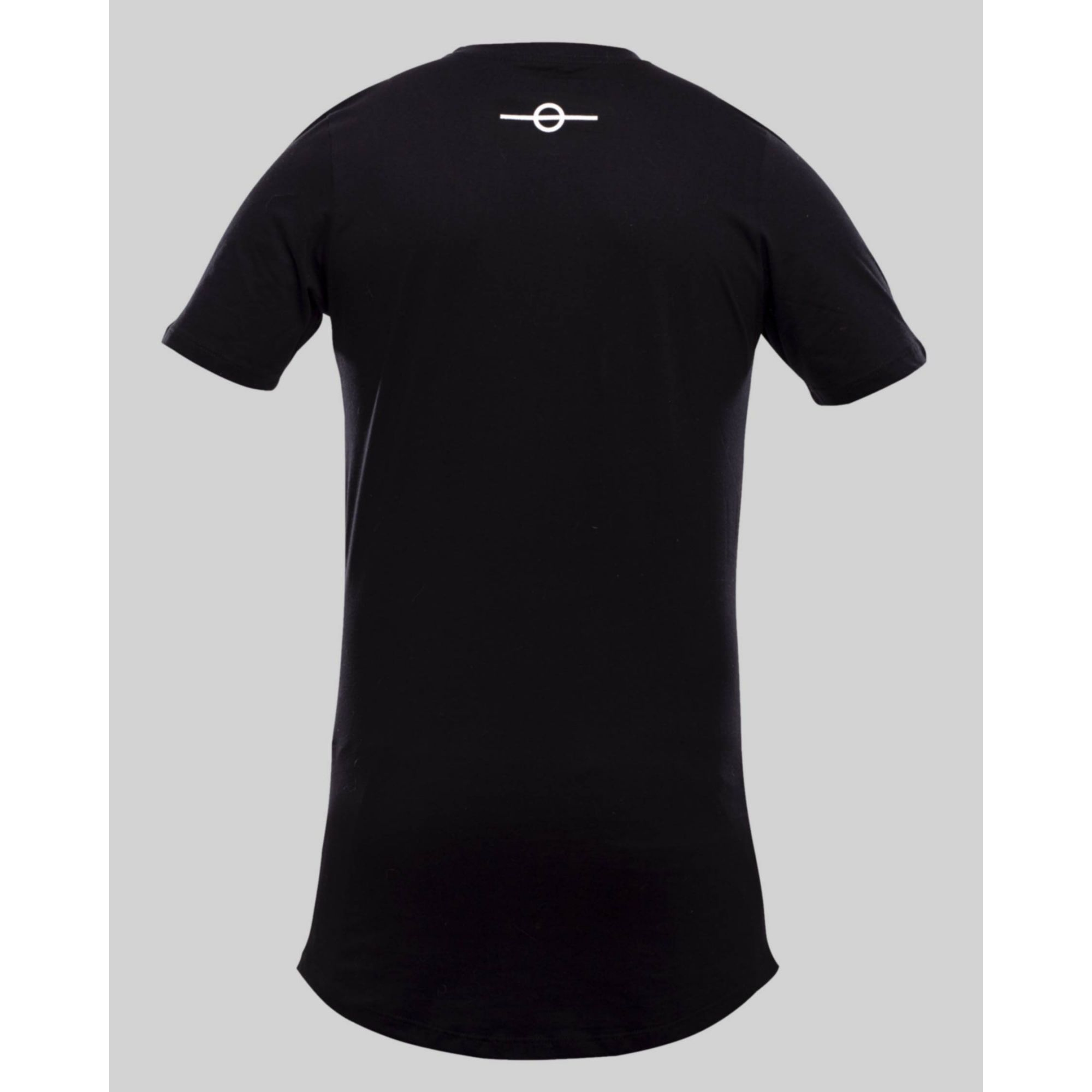 Camiseta Buh Bicolor Saved By Grace Black