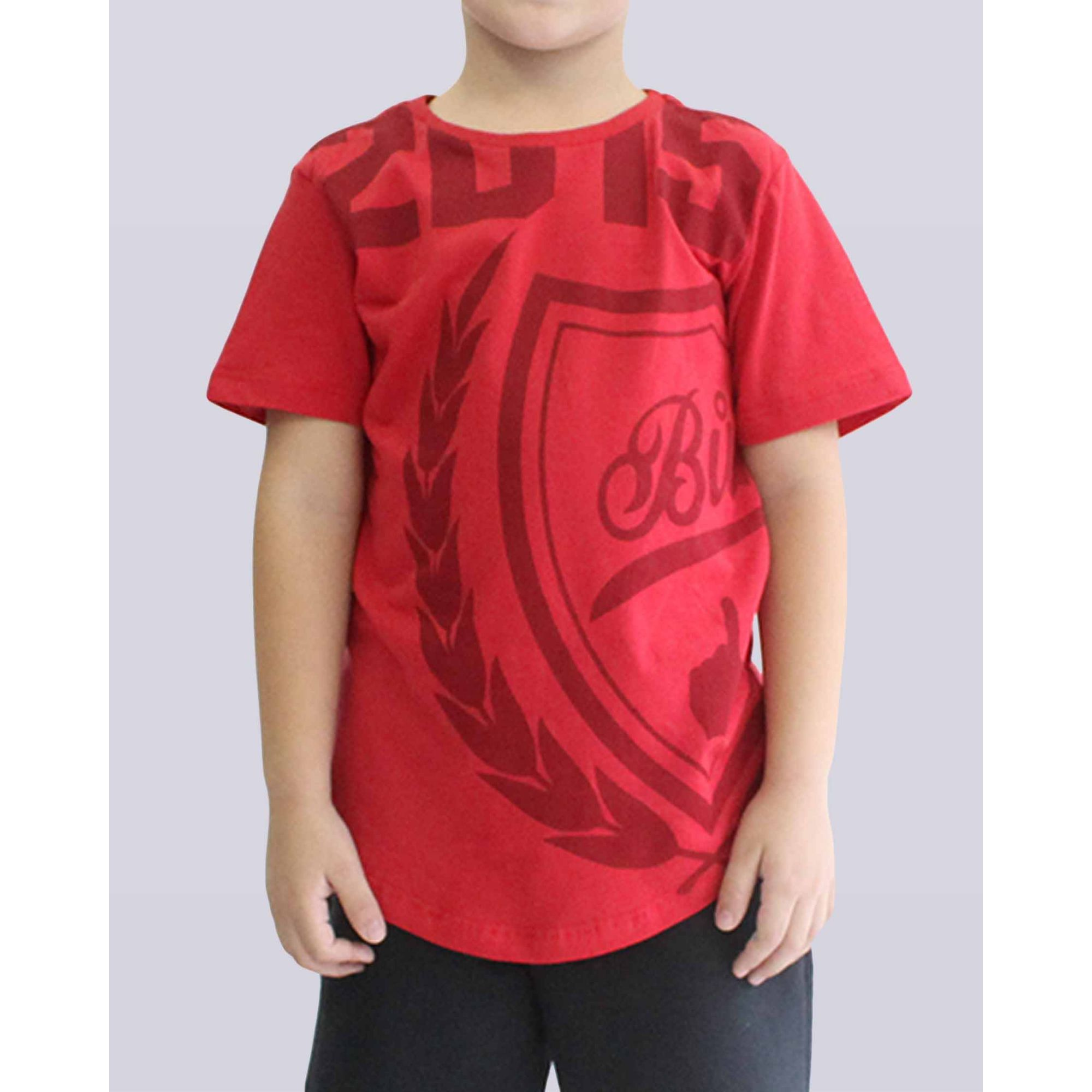 Camiseta Buh Birth Red Kids