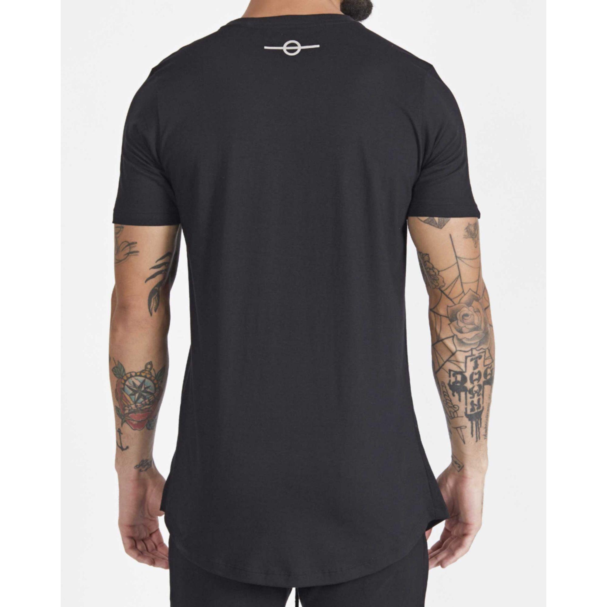 Camiseta Buh Constellation Black