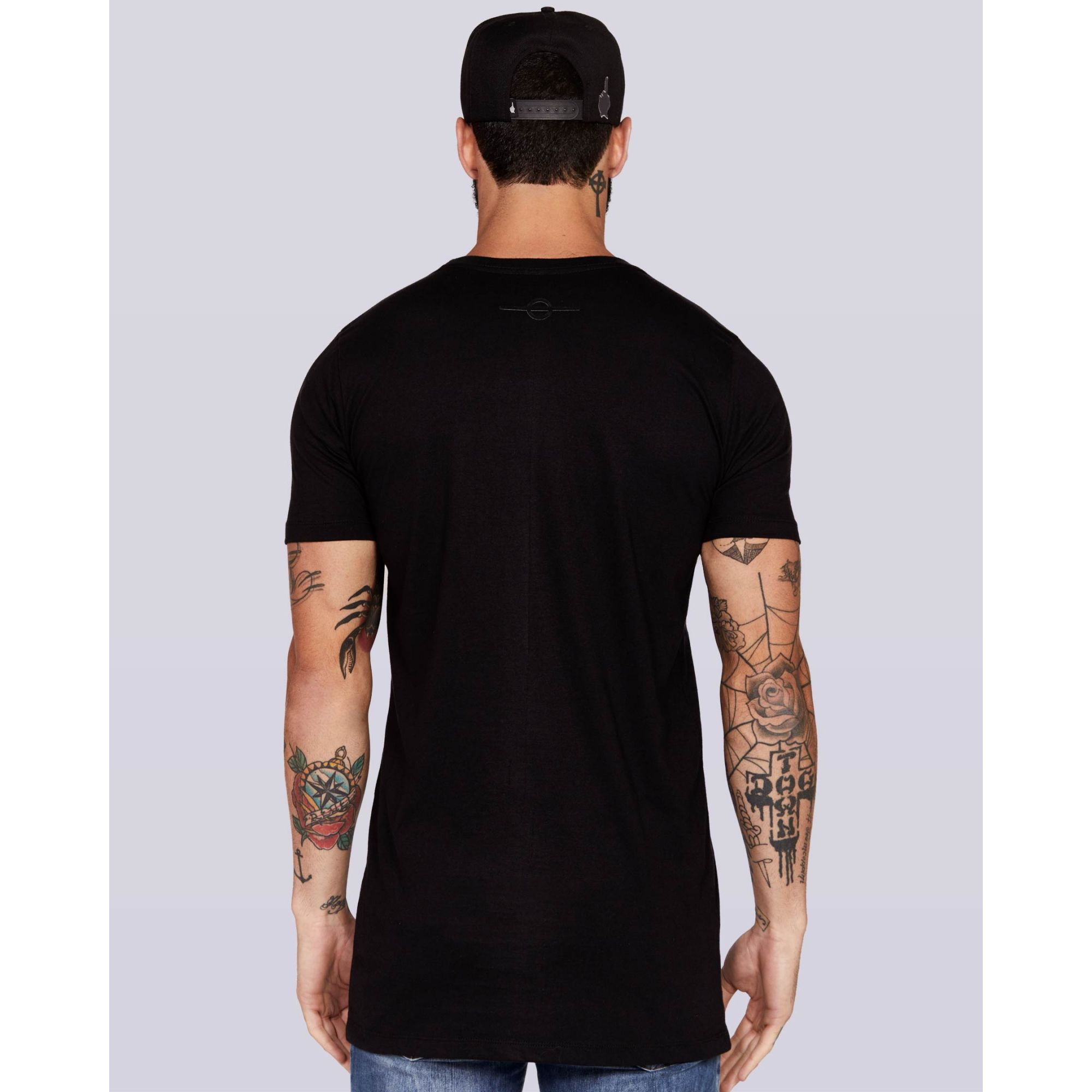 Camiseta Buh Control Black