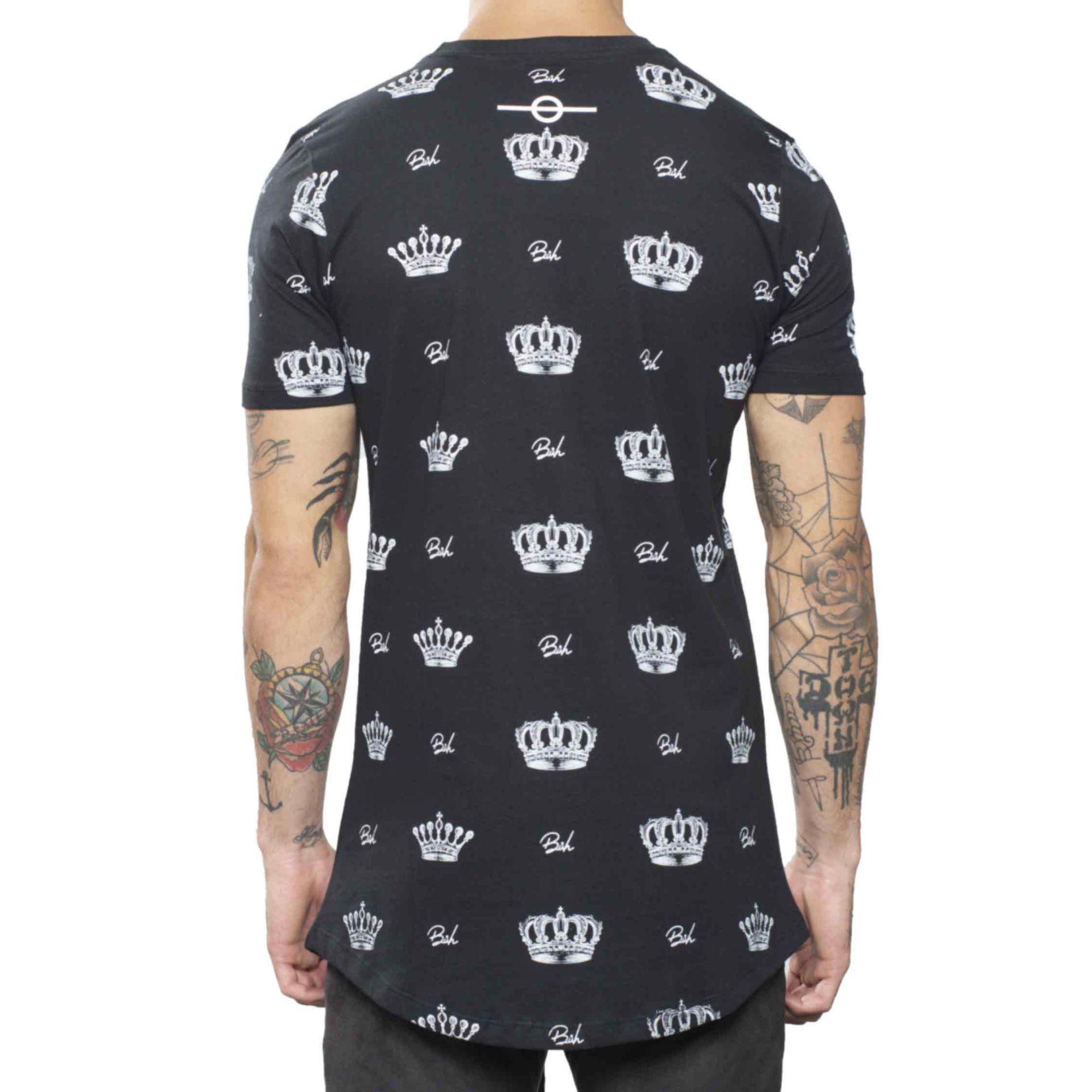 Camiseta Buh Coroa Black