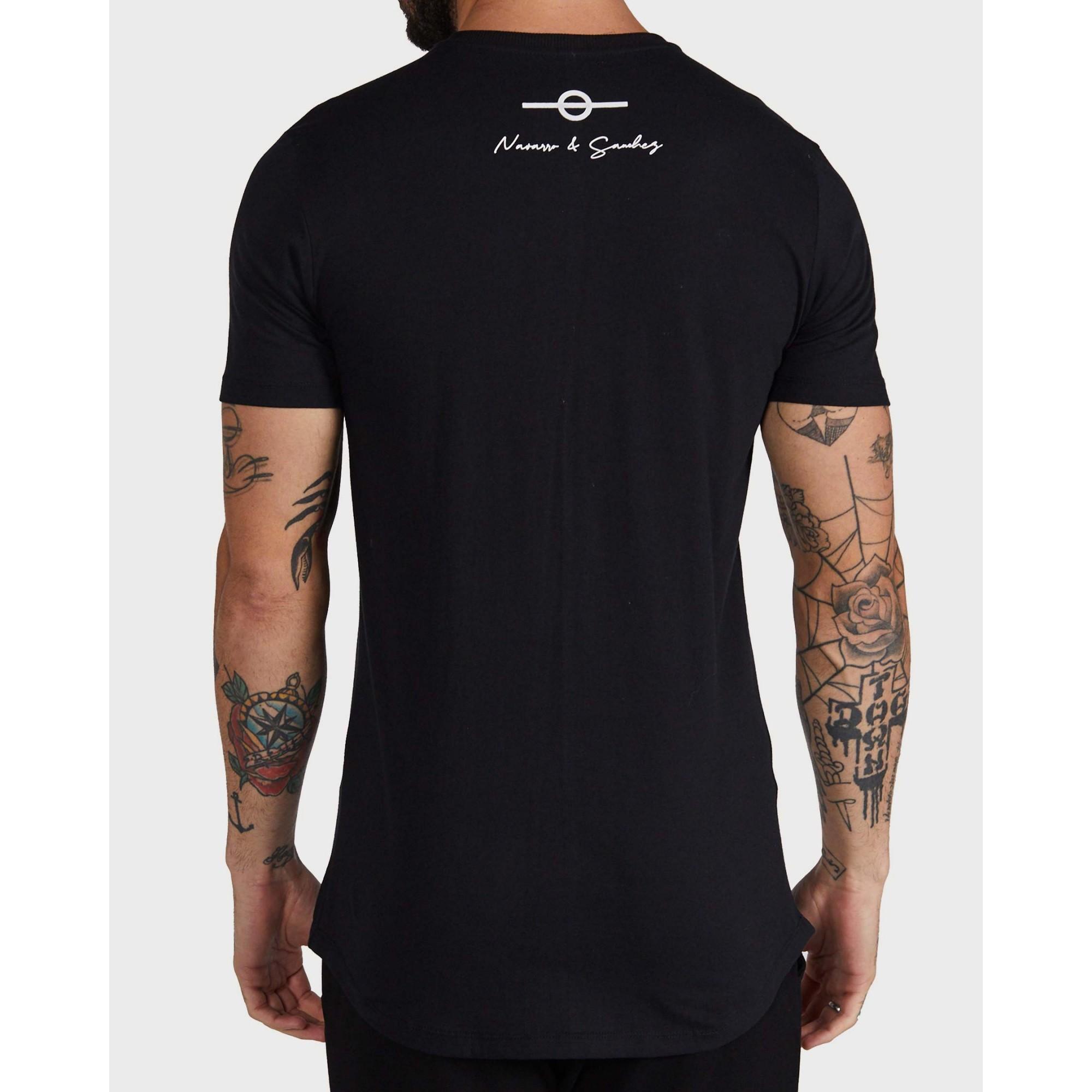 Camiseta Buh Corrido Black