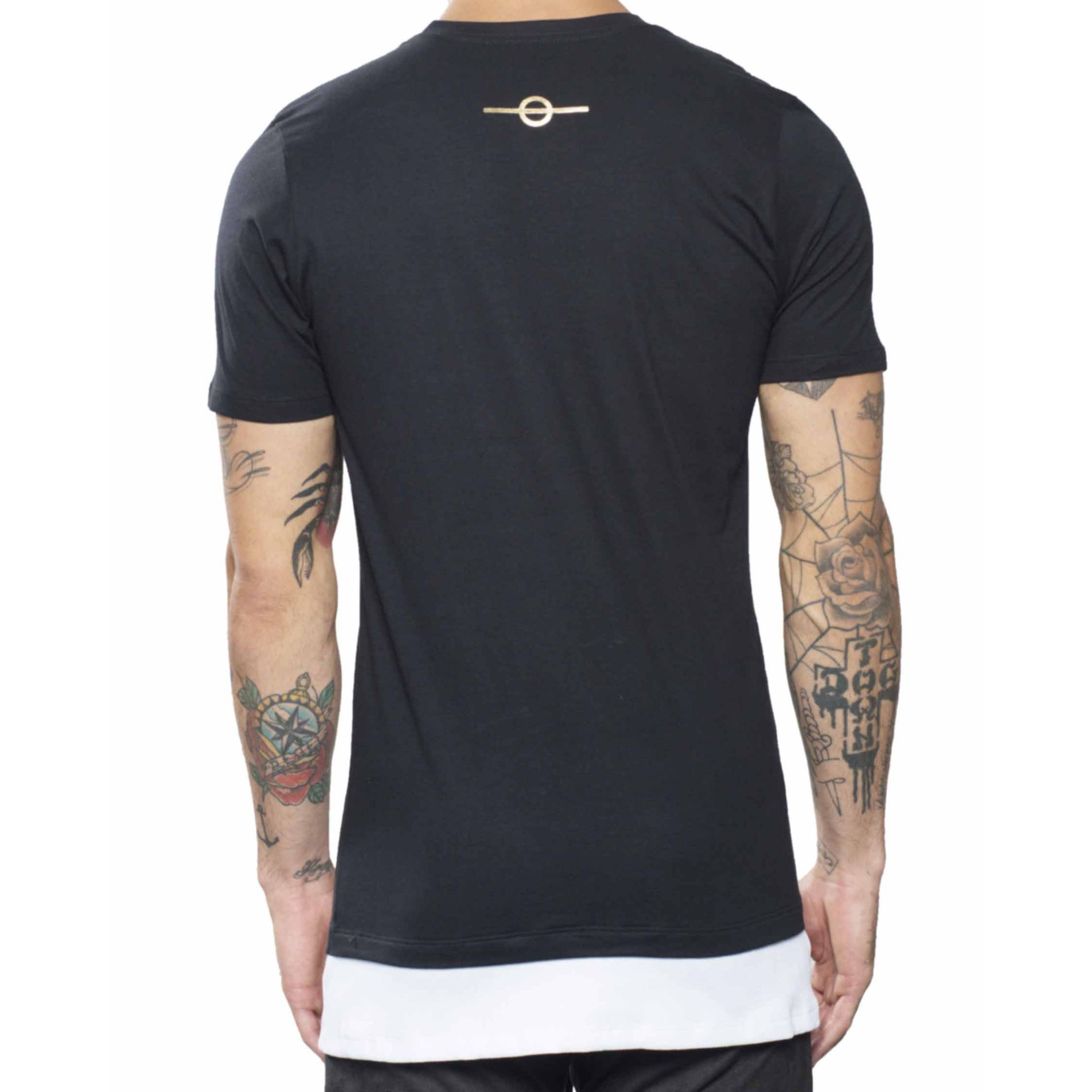 Camiseta Buh Courage Black