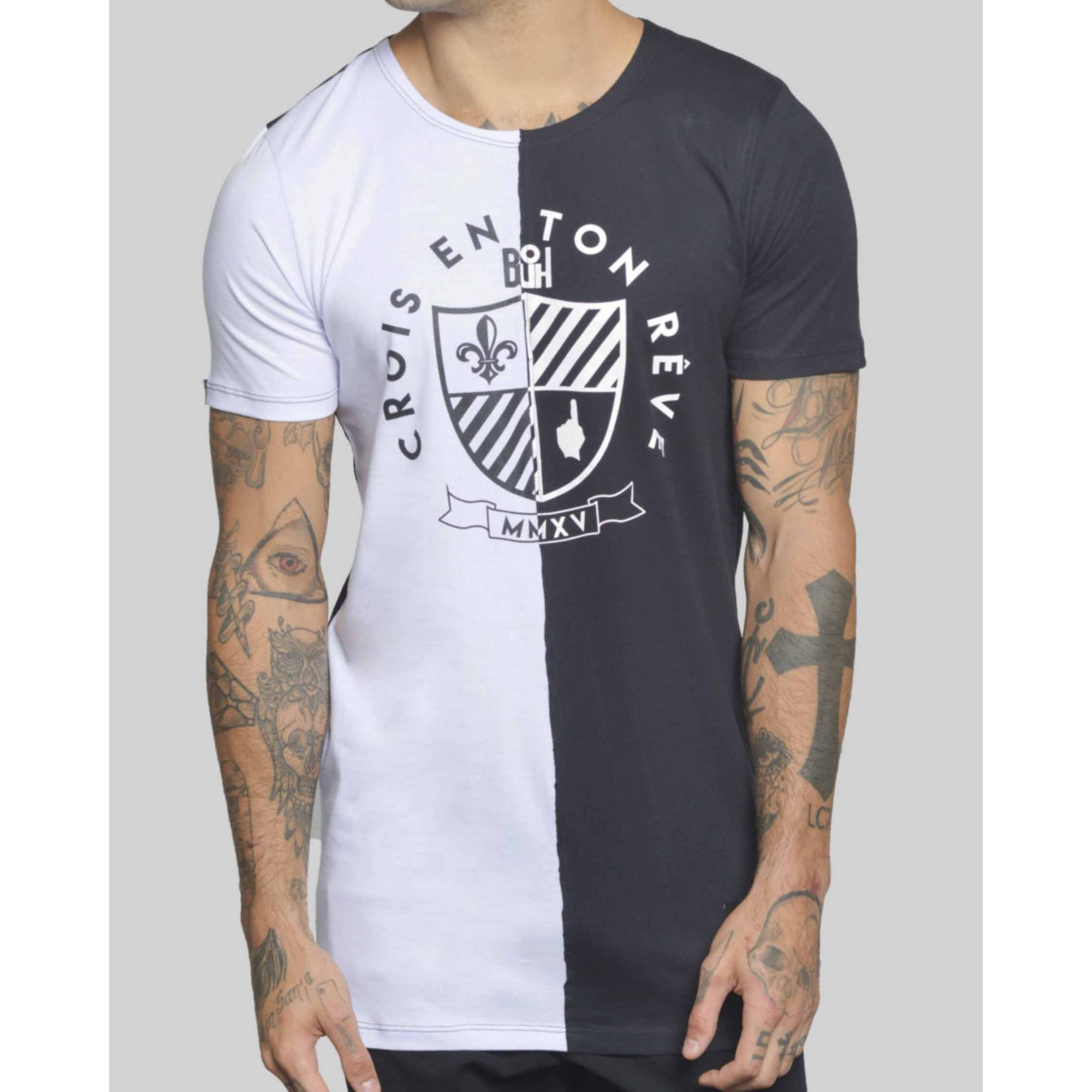 Camiseta Buh Crois En Ton Rêver
