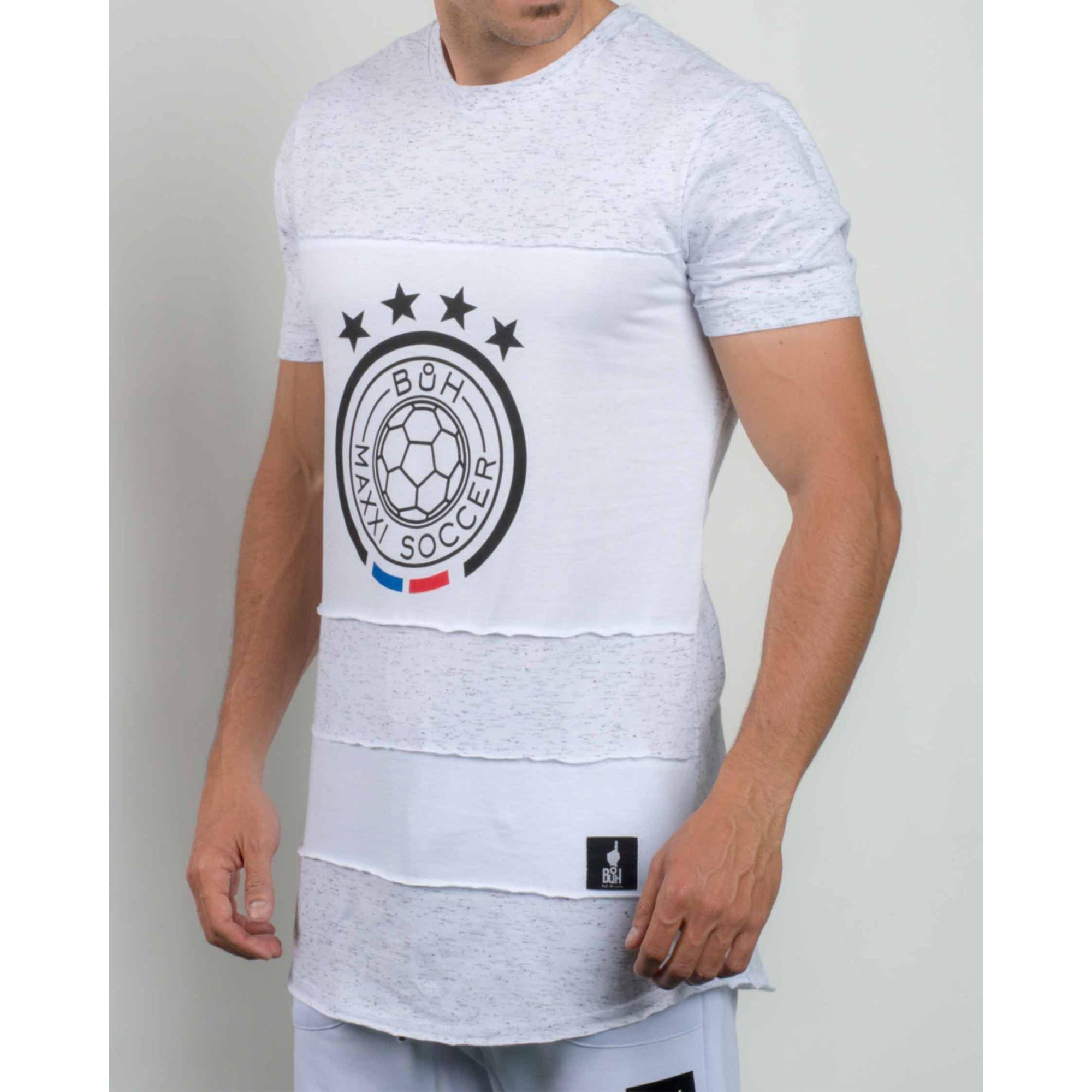 Camiseta Buh Cuts Maxxi