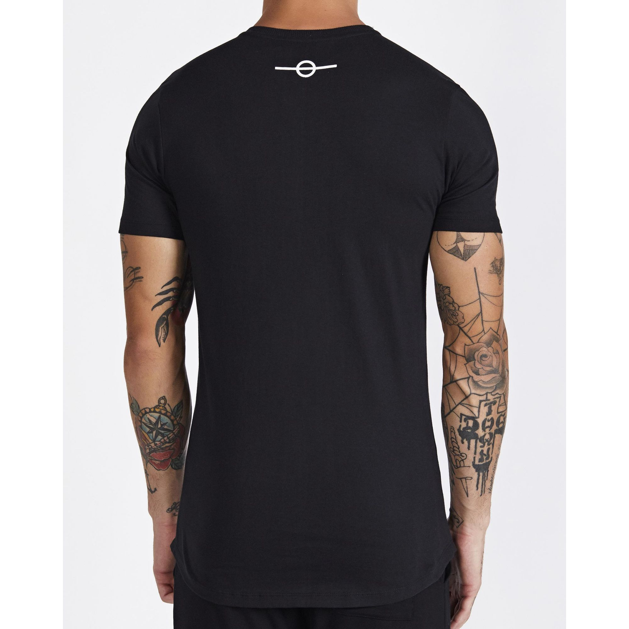 Camiseta Buh Degradê Black