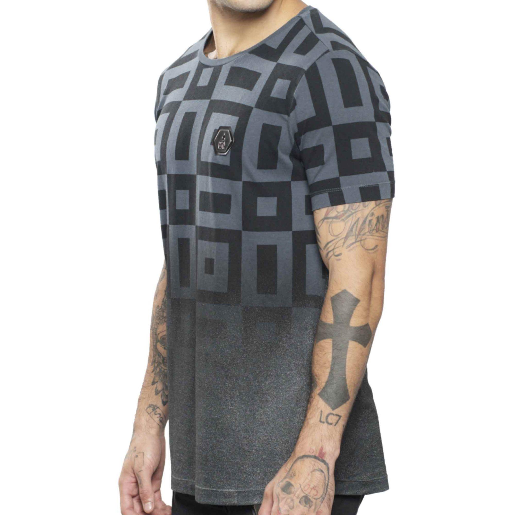 Camiseta Buh Degradê Versalhes