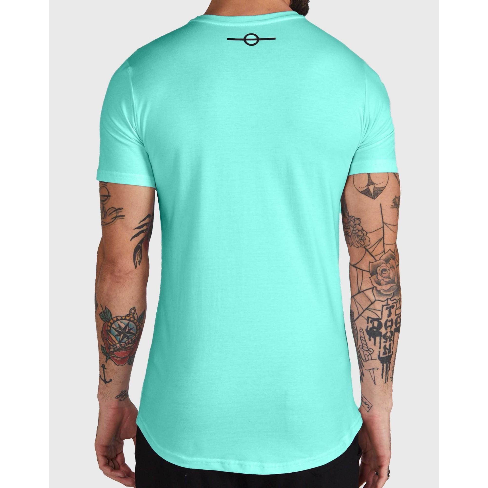 Camiseta Buh Dots Green