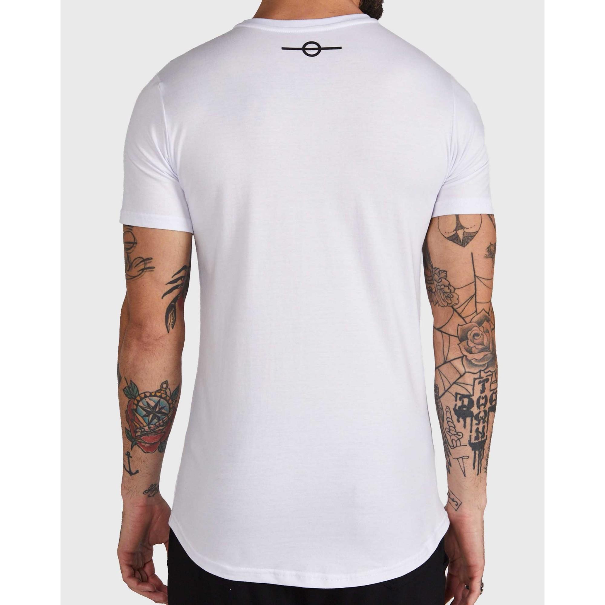 Camiseta Buh Dots White