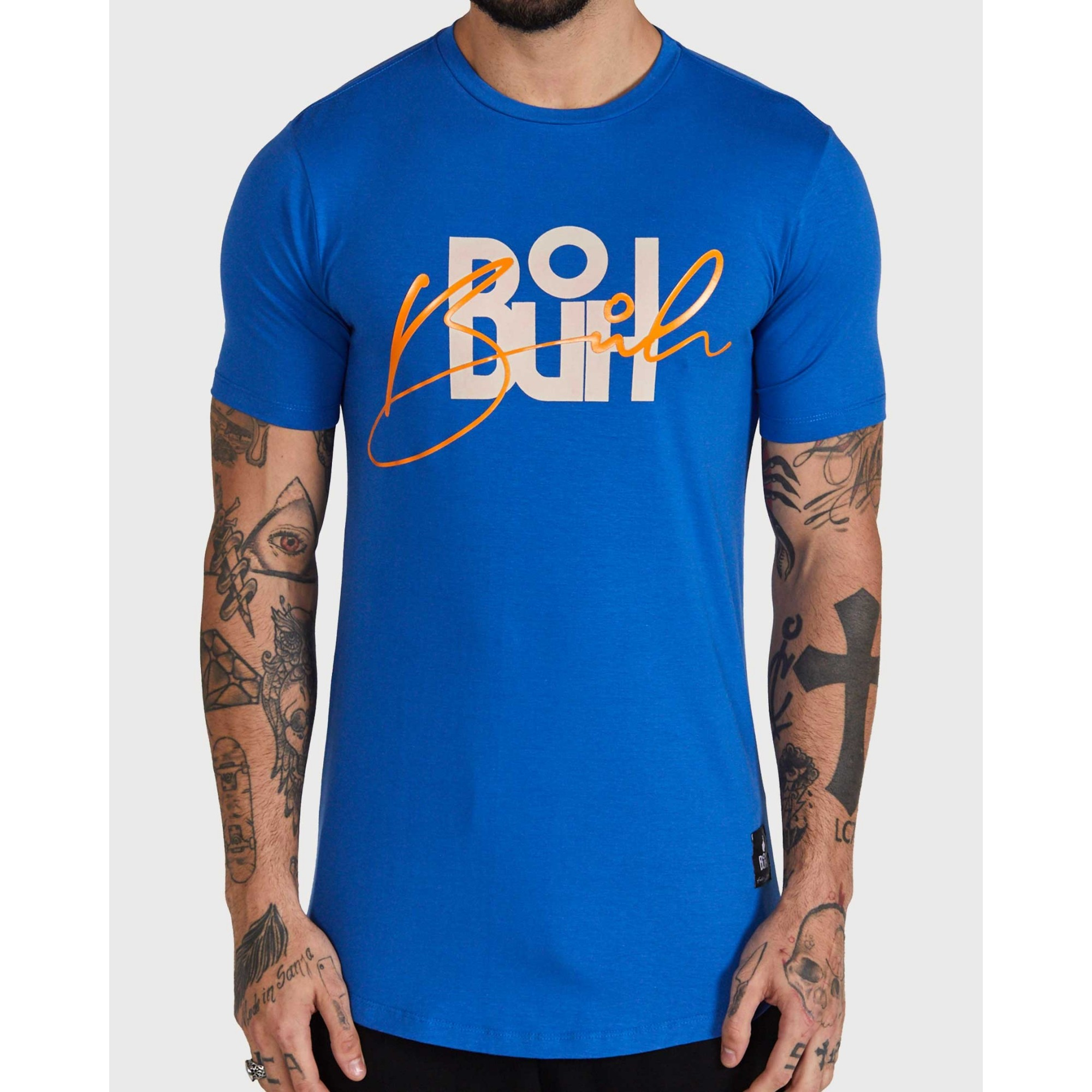 Camiseta Buh Double Blue